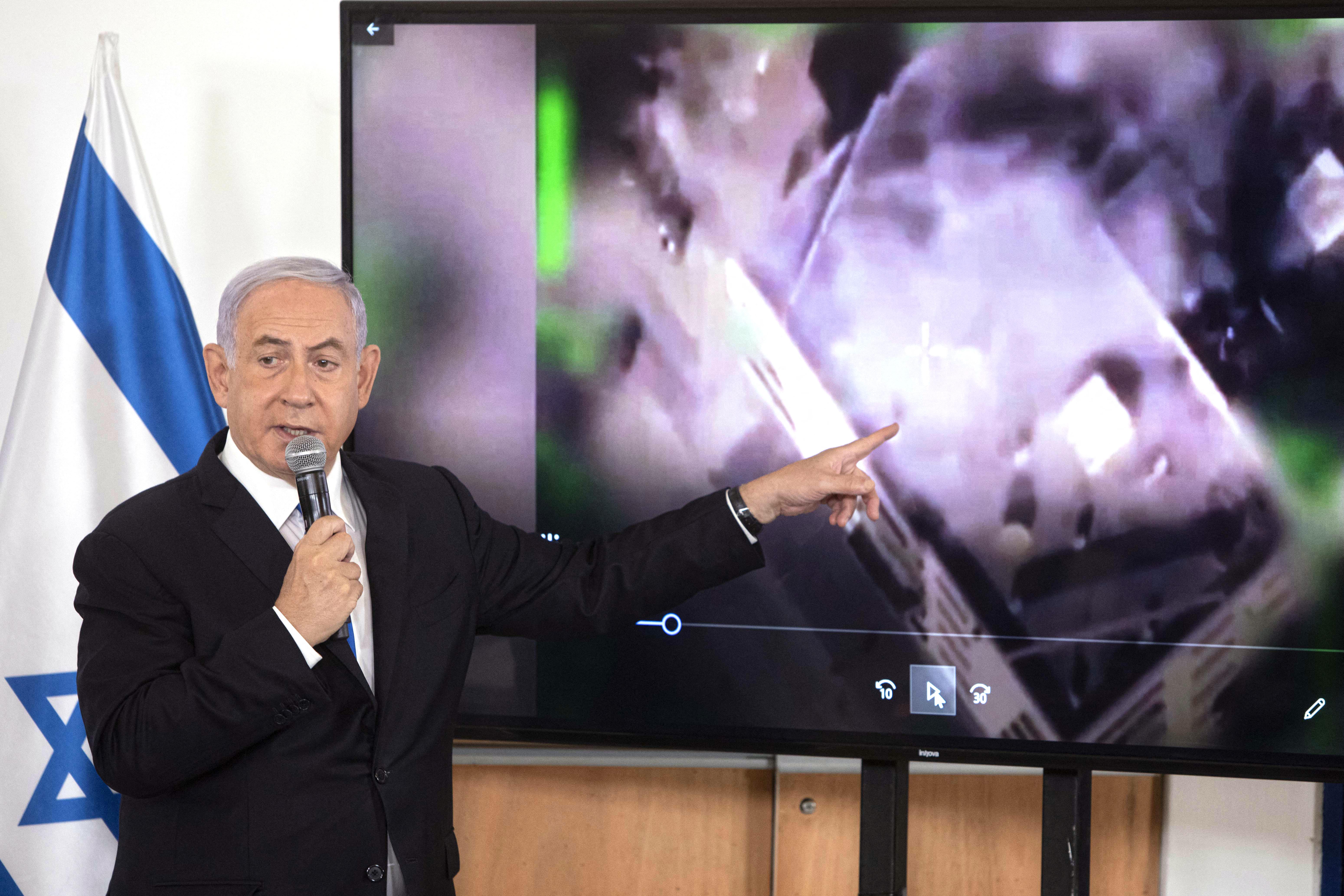 Benjamin Netanjahu nagyon elégedett a 11 napos háború eredményeivel
