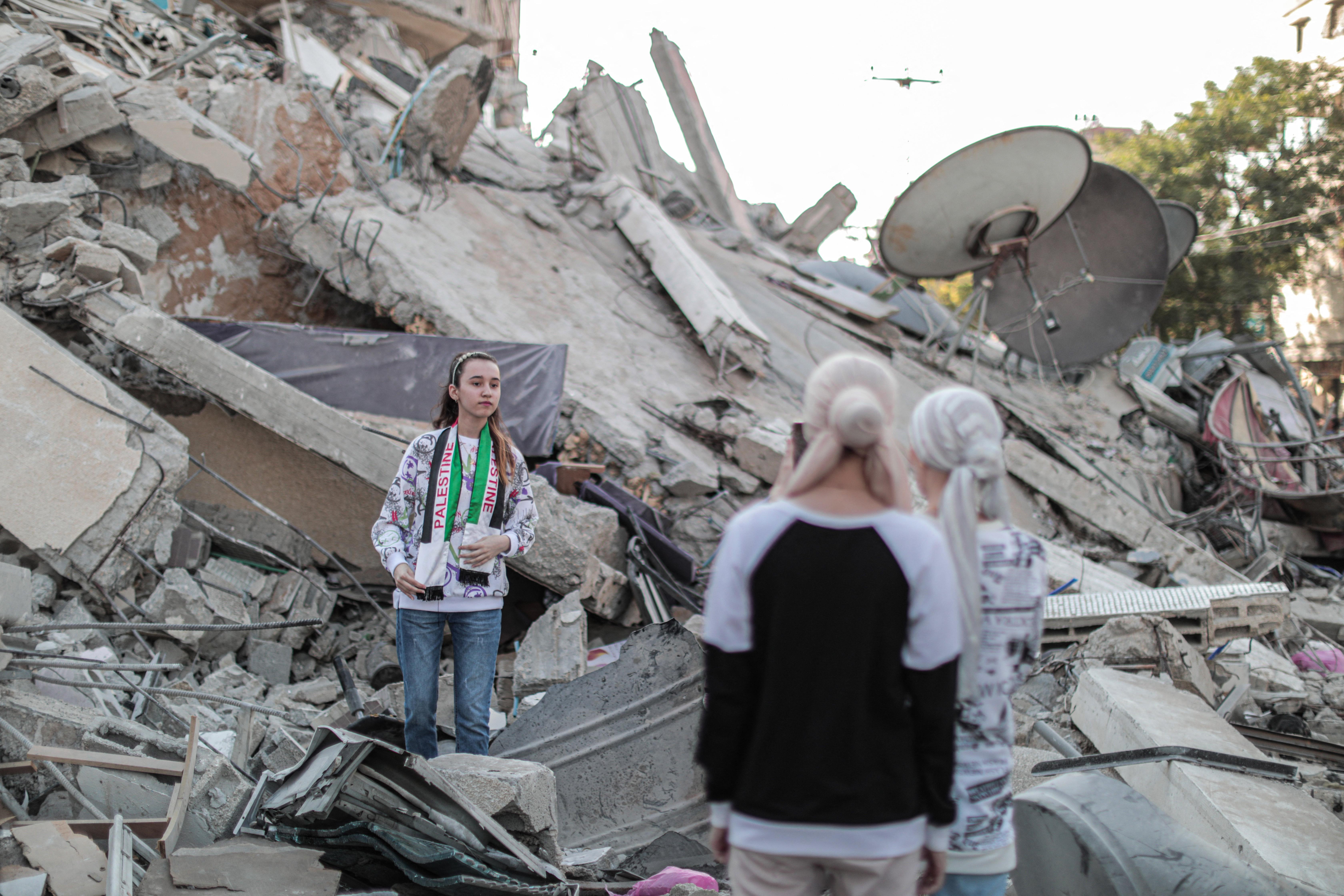 Évtizedekig tarthat helyreállítani a 11 napos háború okozta károkat a Gázai övezetben