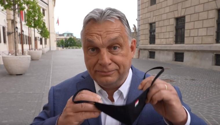 Orbán: Megvan az ötmillió beoltott, levehetjük a maszkot