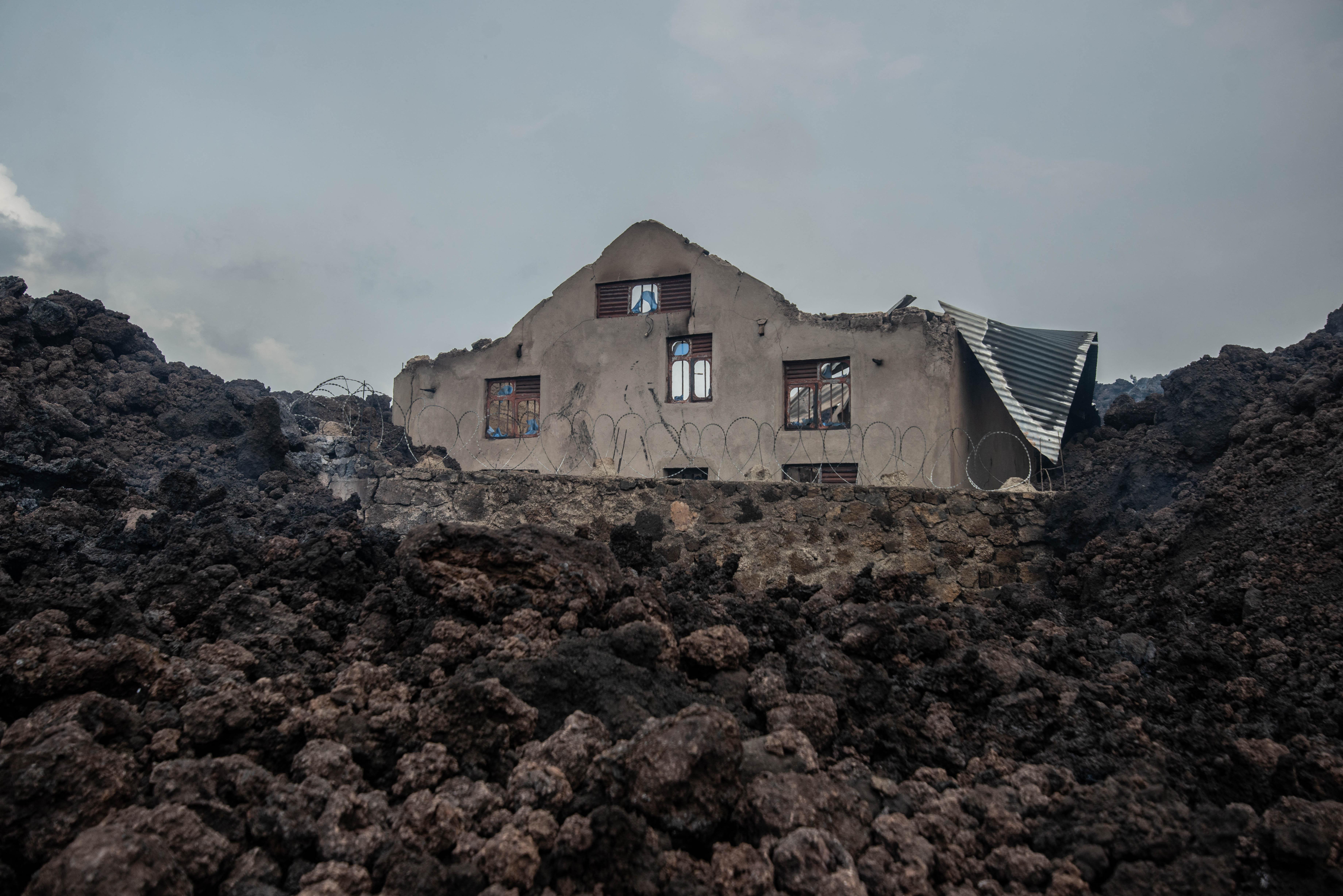 Legalább 15 ember meghalt a Nyiragongo vulkán kitörése után