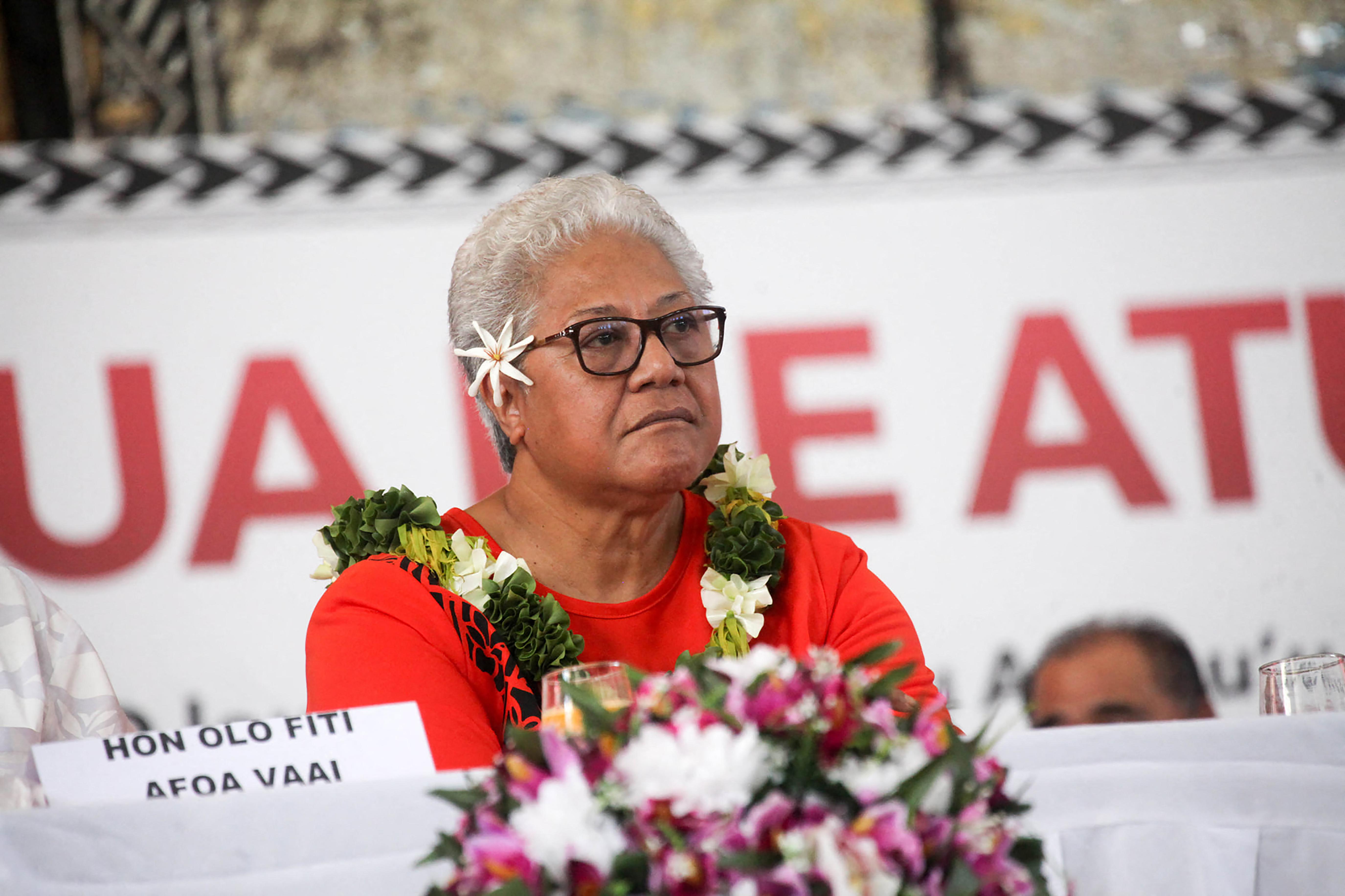 Nem tehette le esküjét Szamoa első miniszterelnöke, mert elődje kizárta a parlamentből