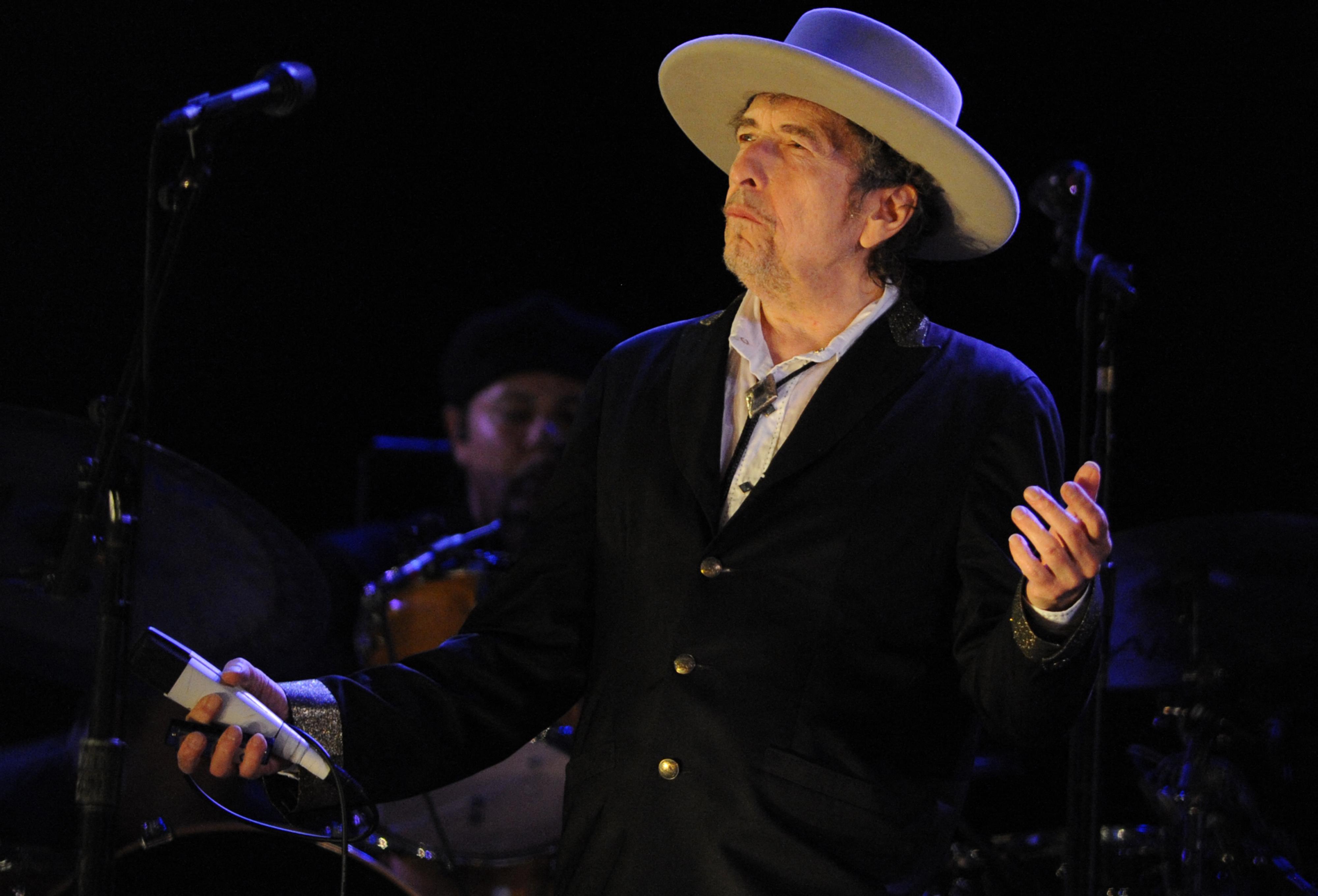 80 éves Bob Dylan