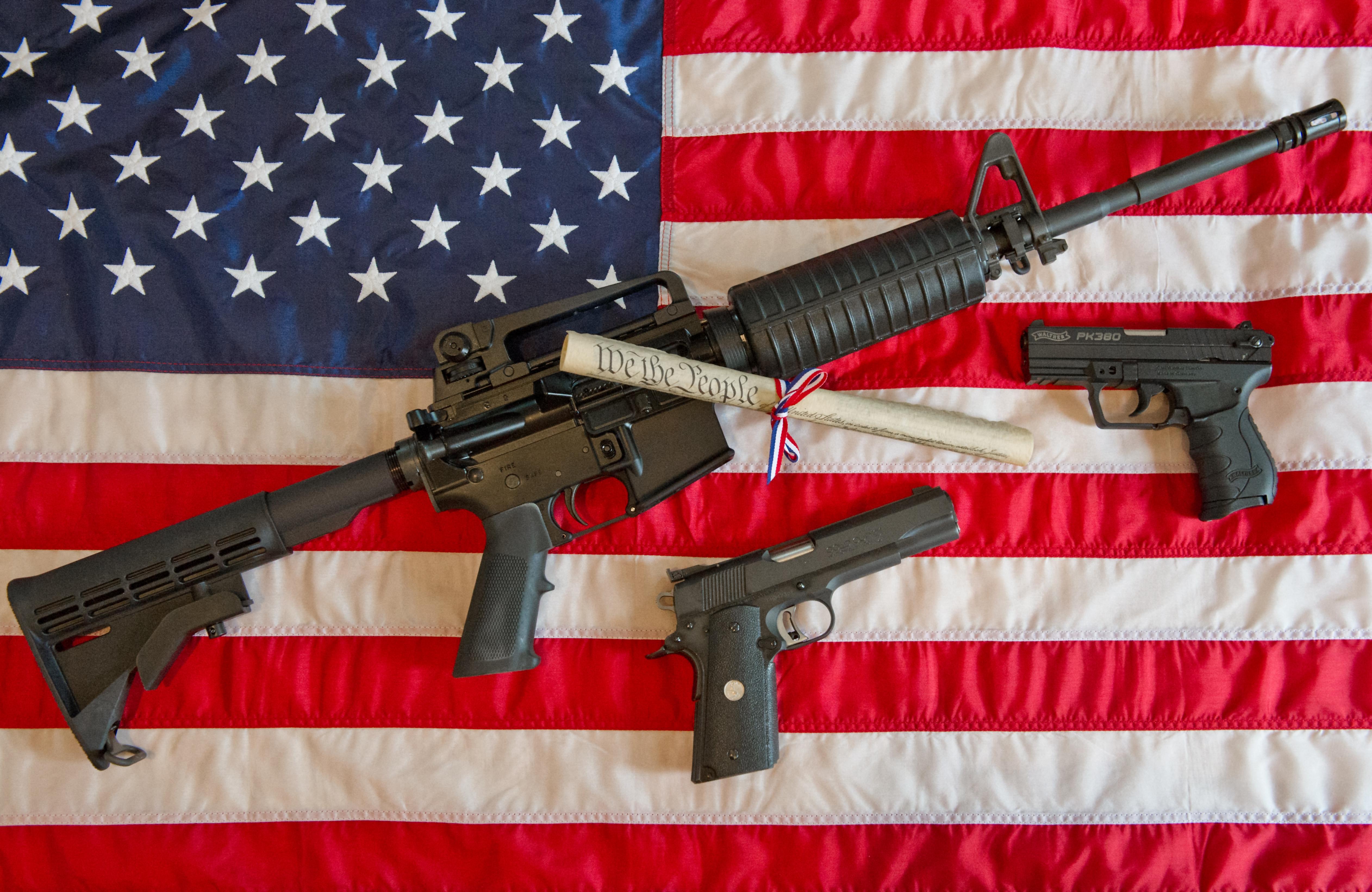 Úgy veszik a fegyvert az amerikaiak, mintha muszáj lenne
