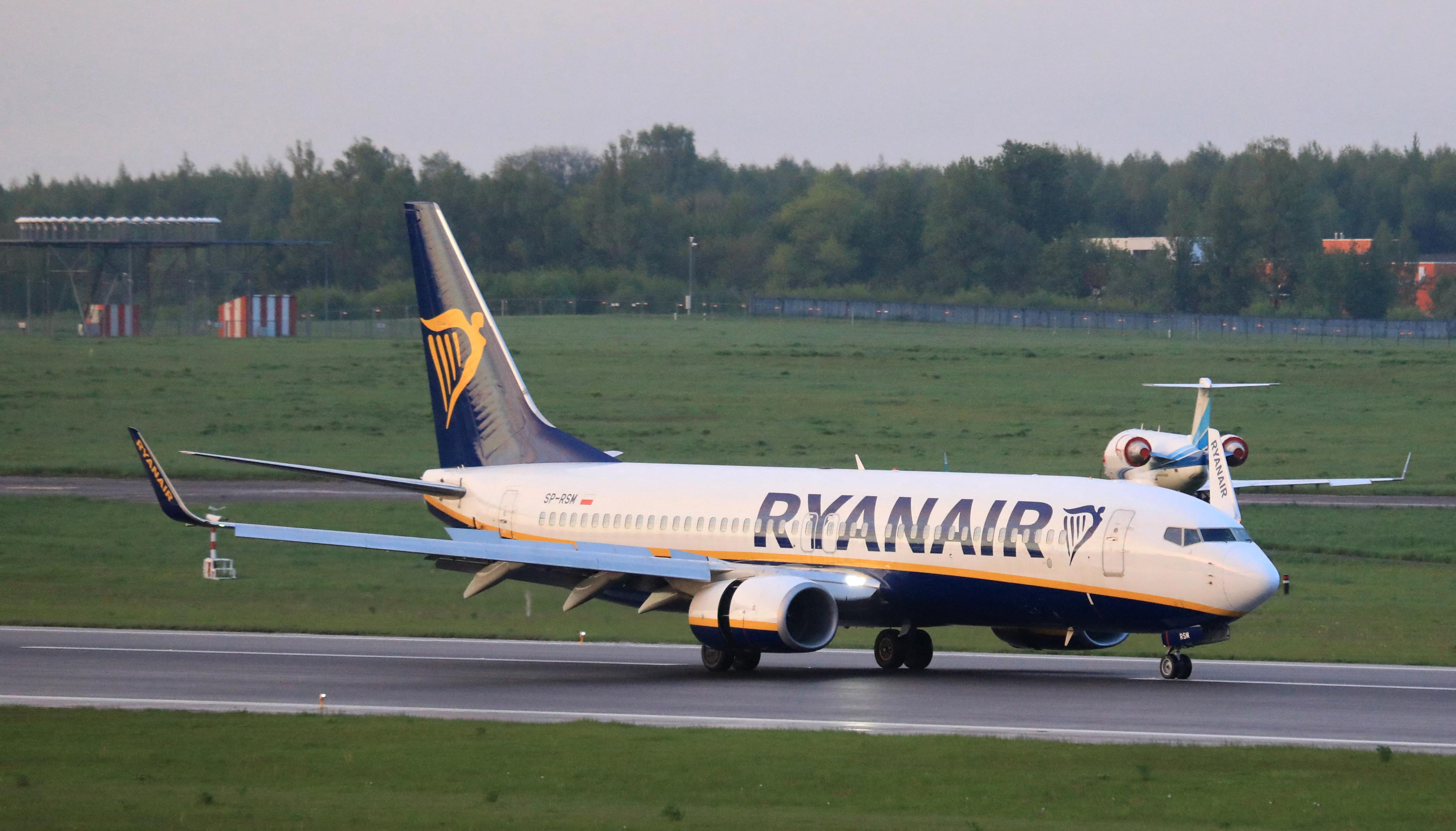 A Ryanair tulajdonosa szerint a belarusz titkosszolgálat négy embere is a leszállásra kényszerített gépen utazott