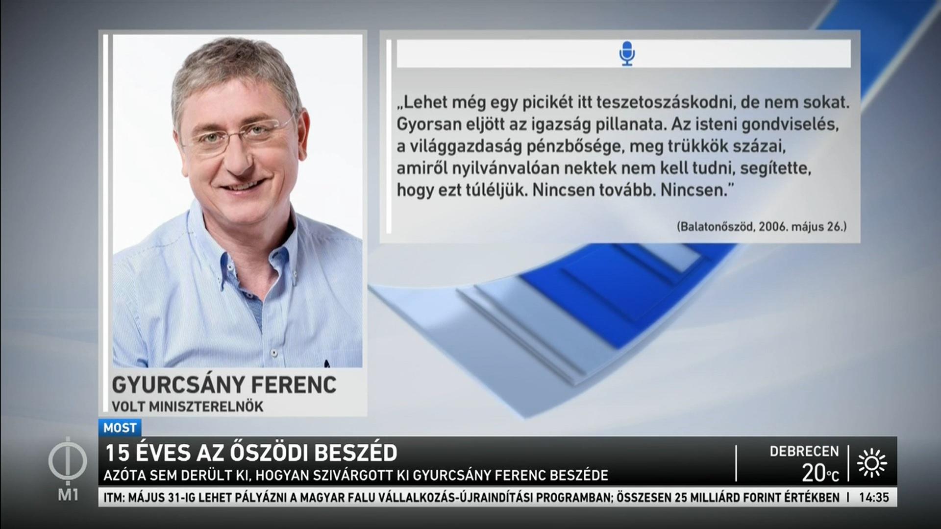 Gyurcsány, Deutsch és Orbán kommentel Orbán posztja alatt