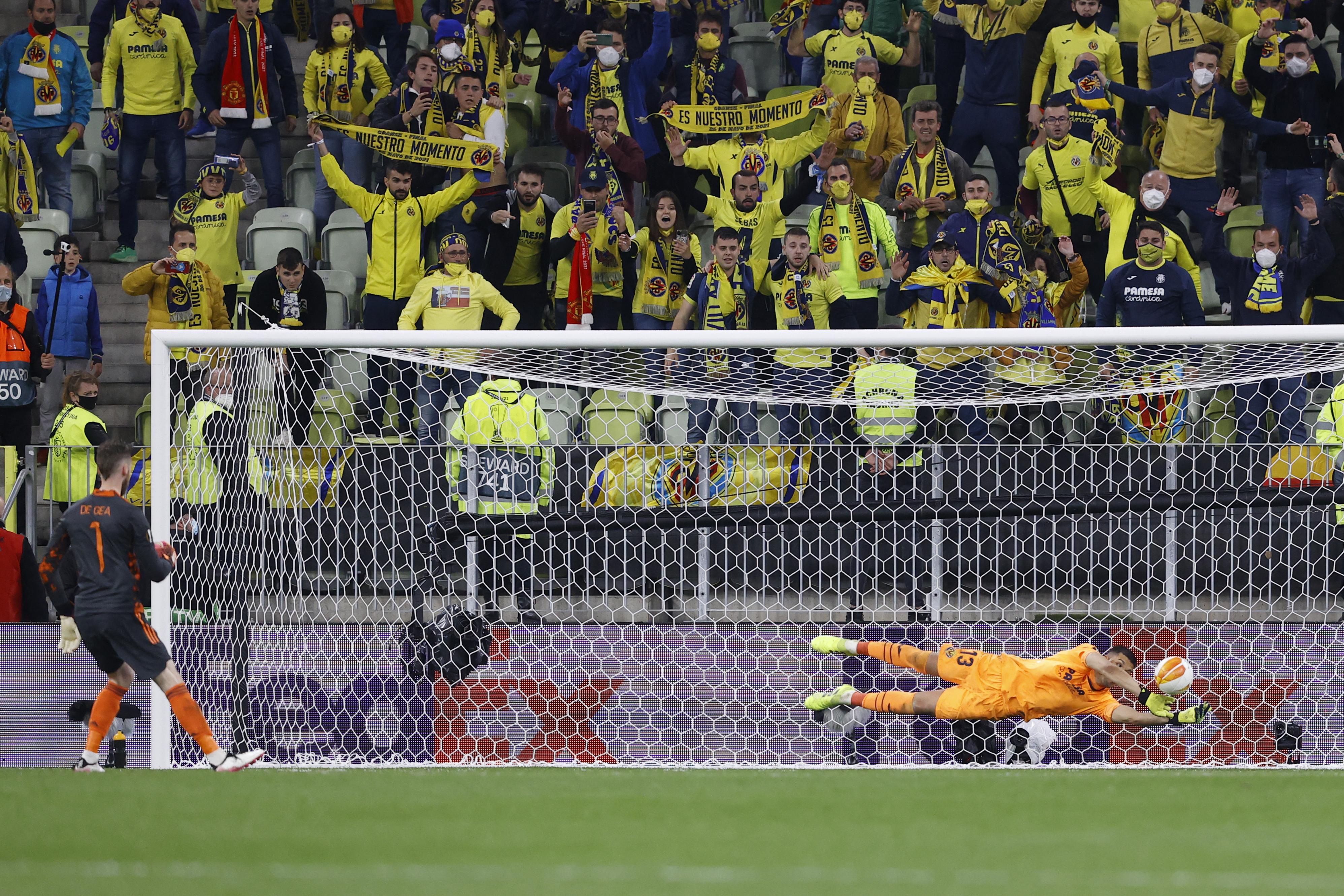 A 22. tizenegyessel dőlt el az Európa-liga döntője