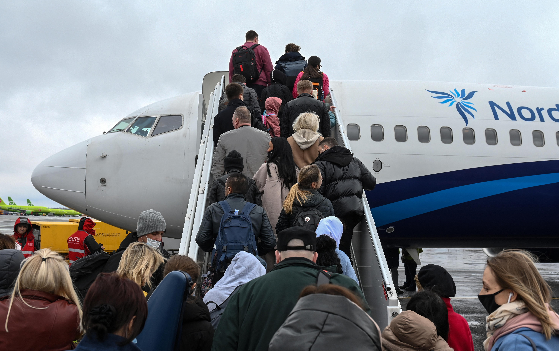 Moszkva szerint az utasok biztonságát veszélyezteti, ha az EU-s gépek elkerülik a belarusz légteret