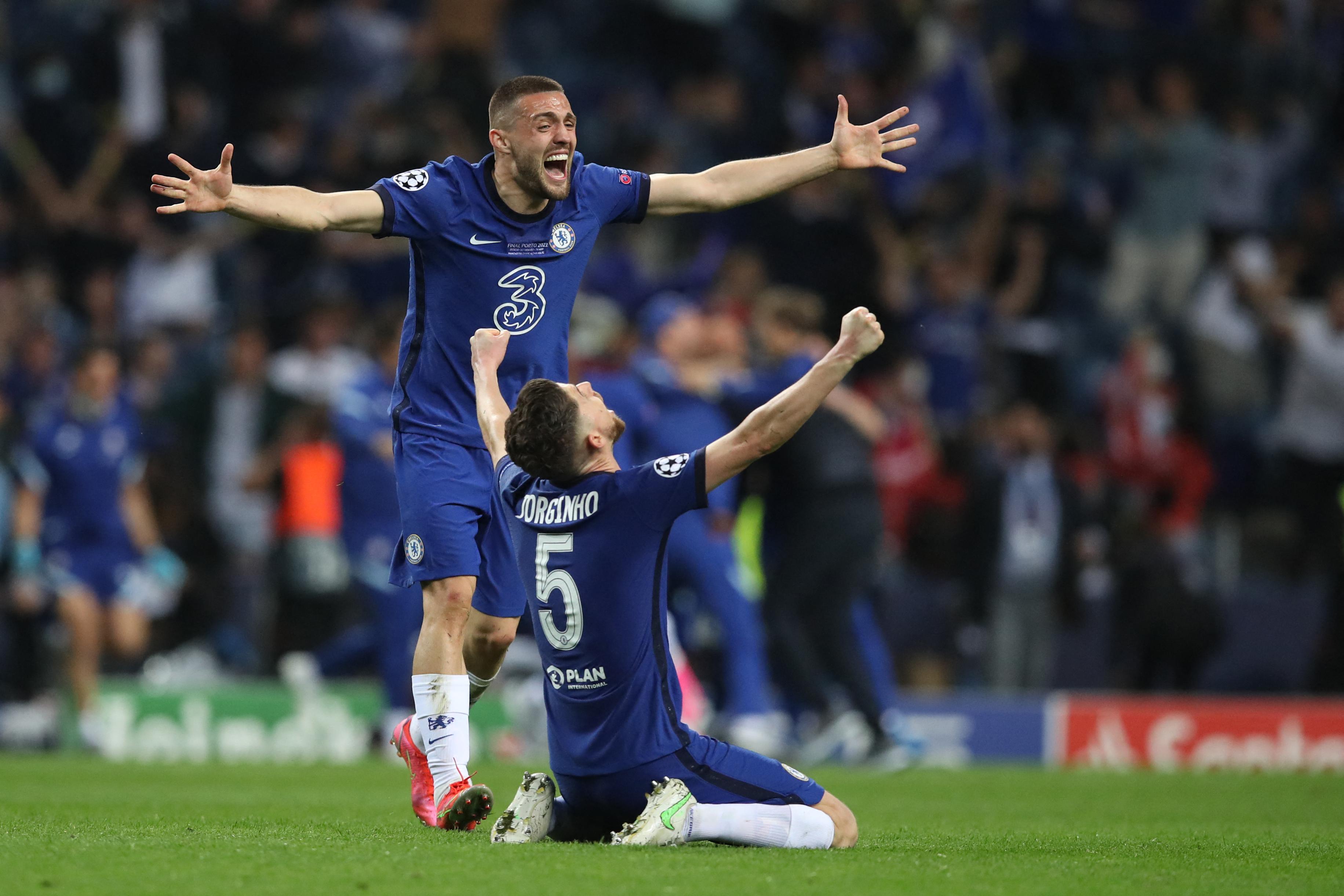 A Chelsea nyerte a Bajnokok Ligáját