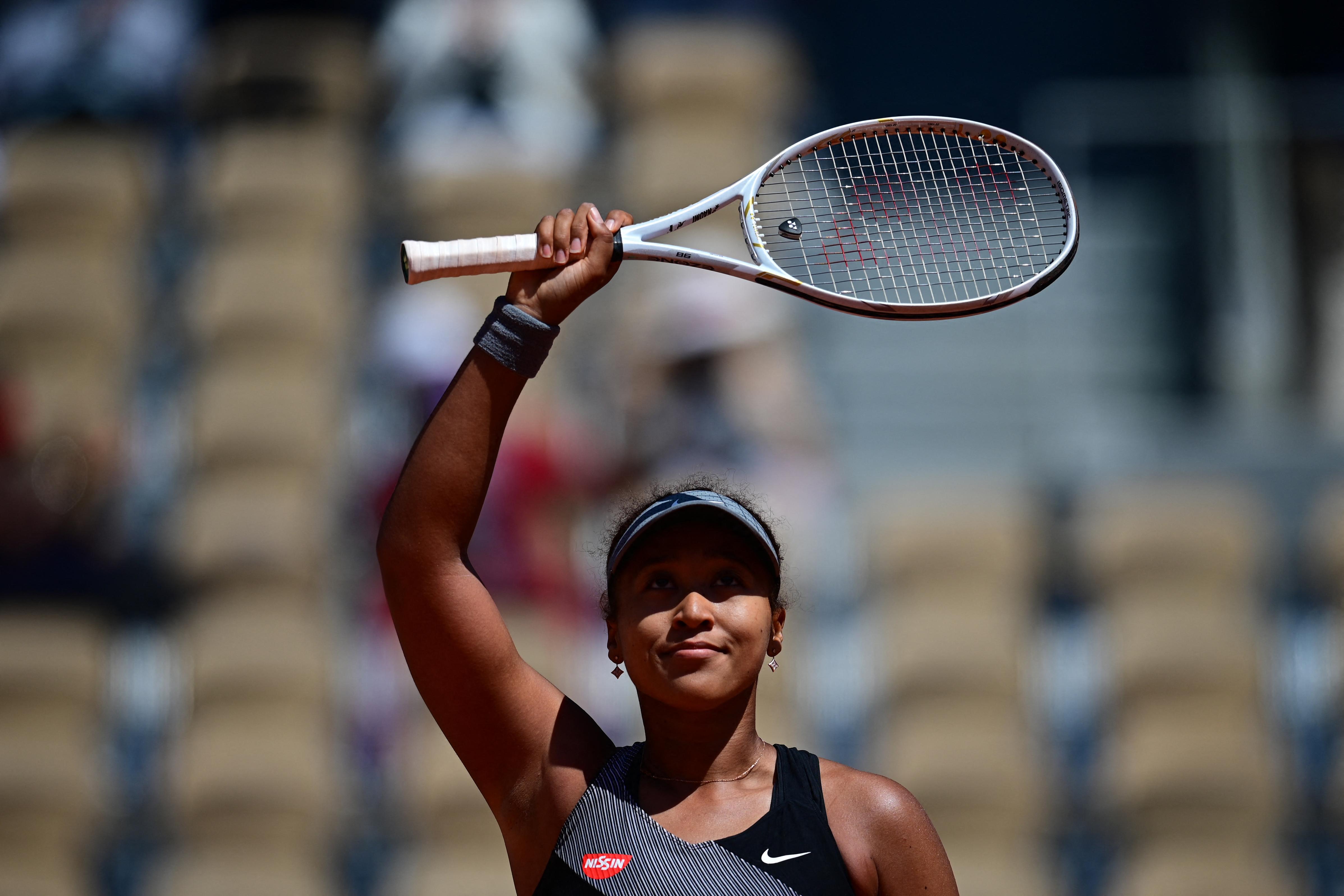 Naomi Osaka annyira összebalhézott a Roland Garros szervezőivel, hogy visszalépett a tornától