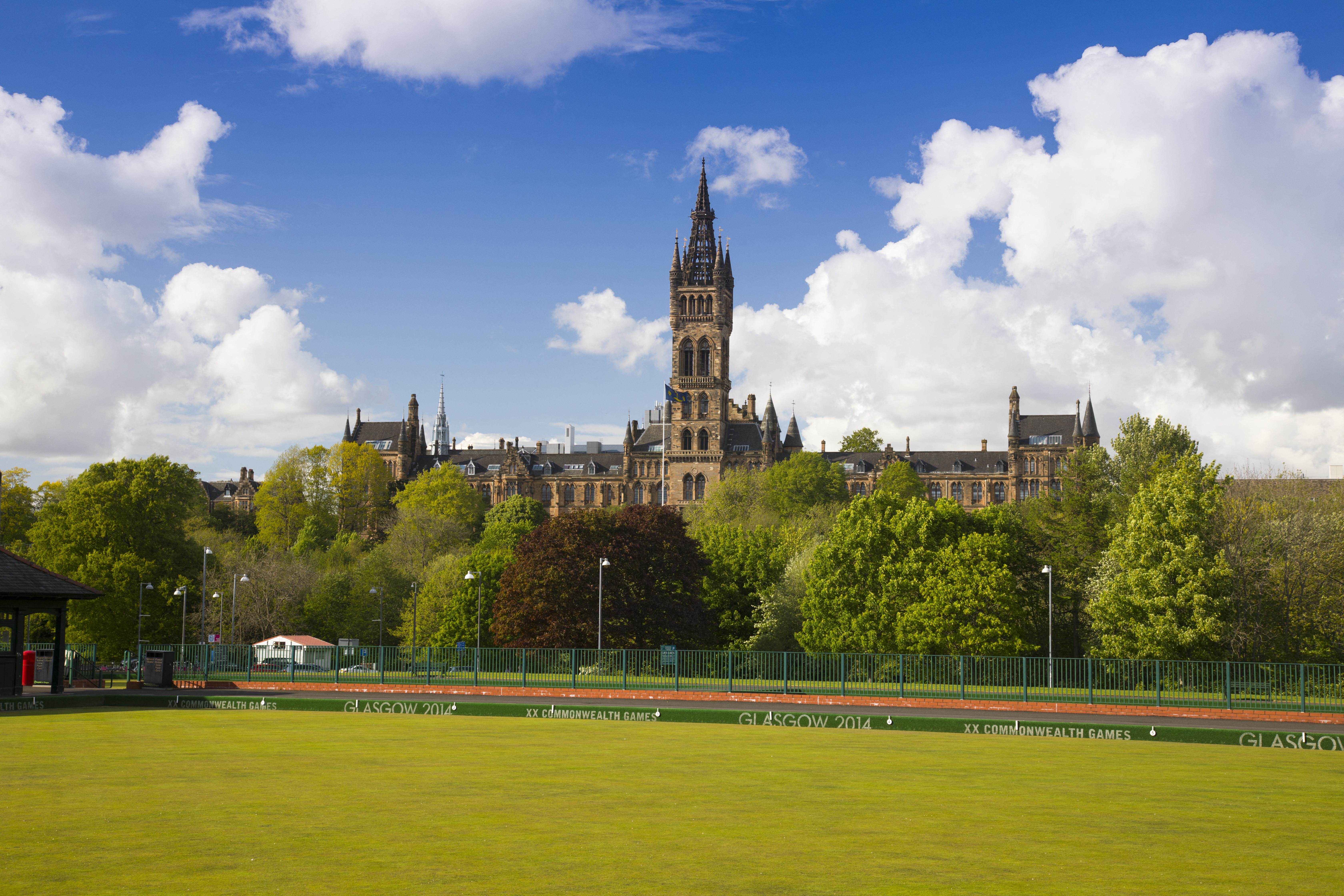 18 millió fát ültetnek Glasgow-ban