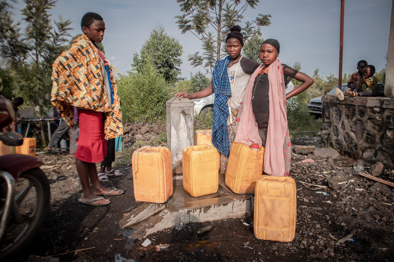 Félmillió ember maradt ivóvíz nélkül a vulkánkitörés után a Kongói Demokratikus Köztársaságban