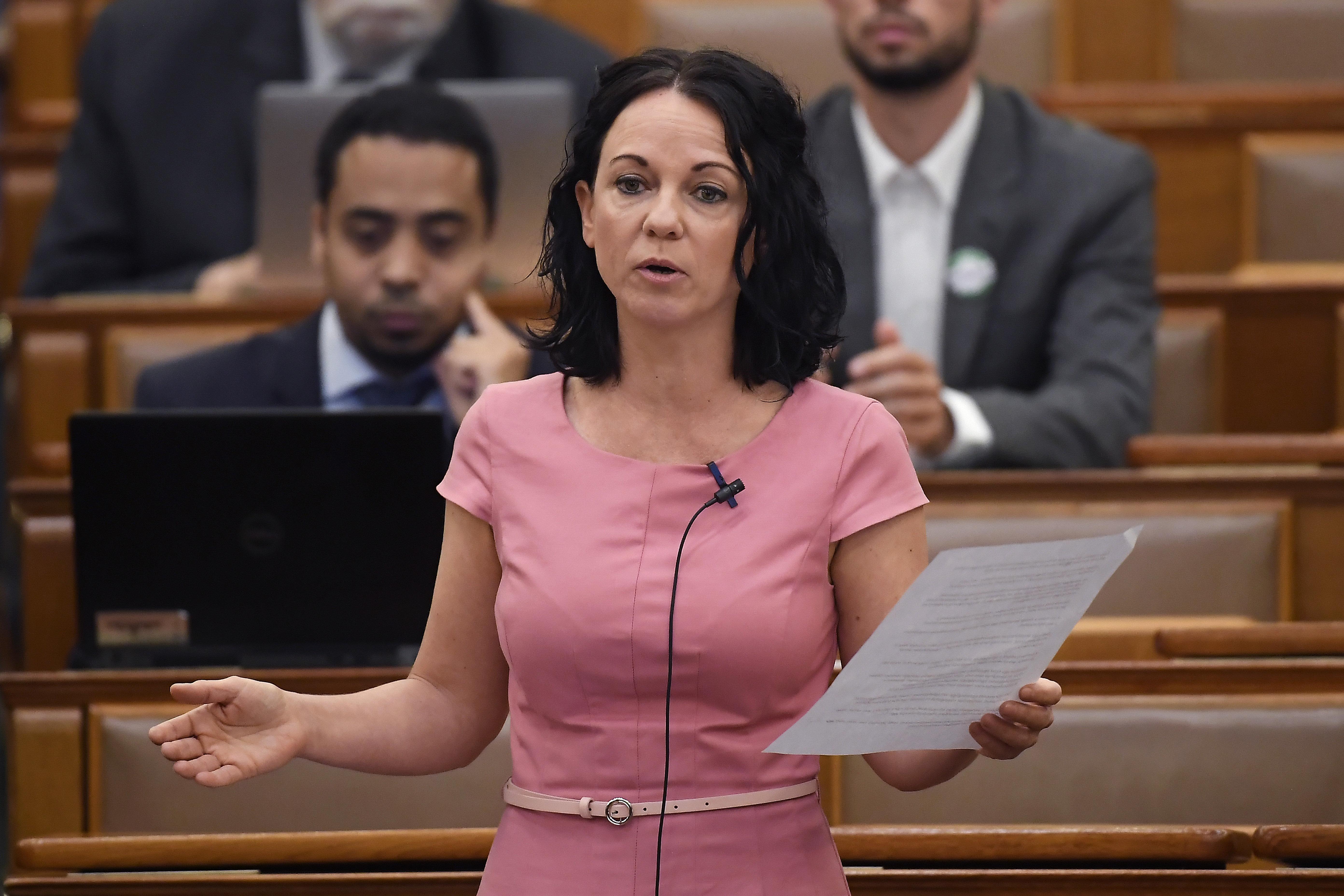 A Magyar Nemzetnek 1,3 millió forint kártérítést kell fizetnie, amiért megsértették Szabó Tímea emberi méltóságát