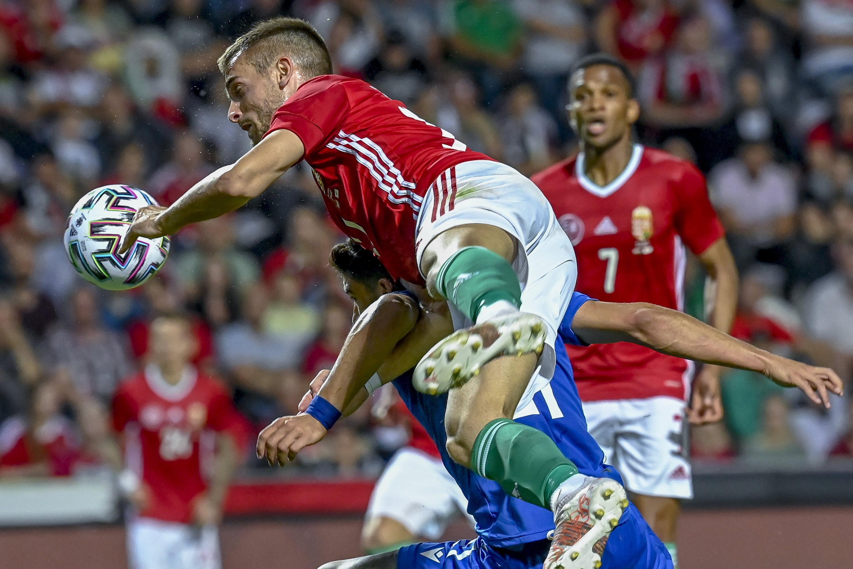 A magyar válogatott 1-0-ra hozta a felkészülési meccset Ciprus ellen