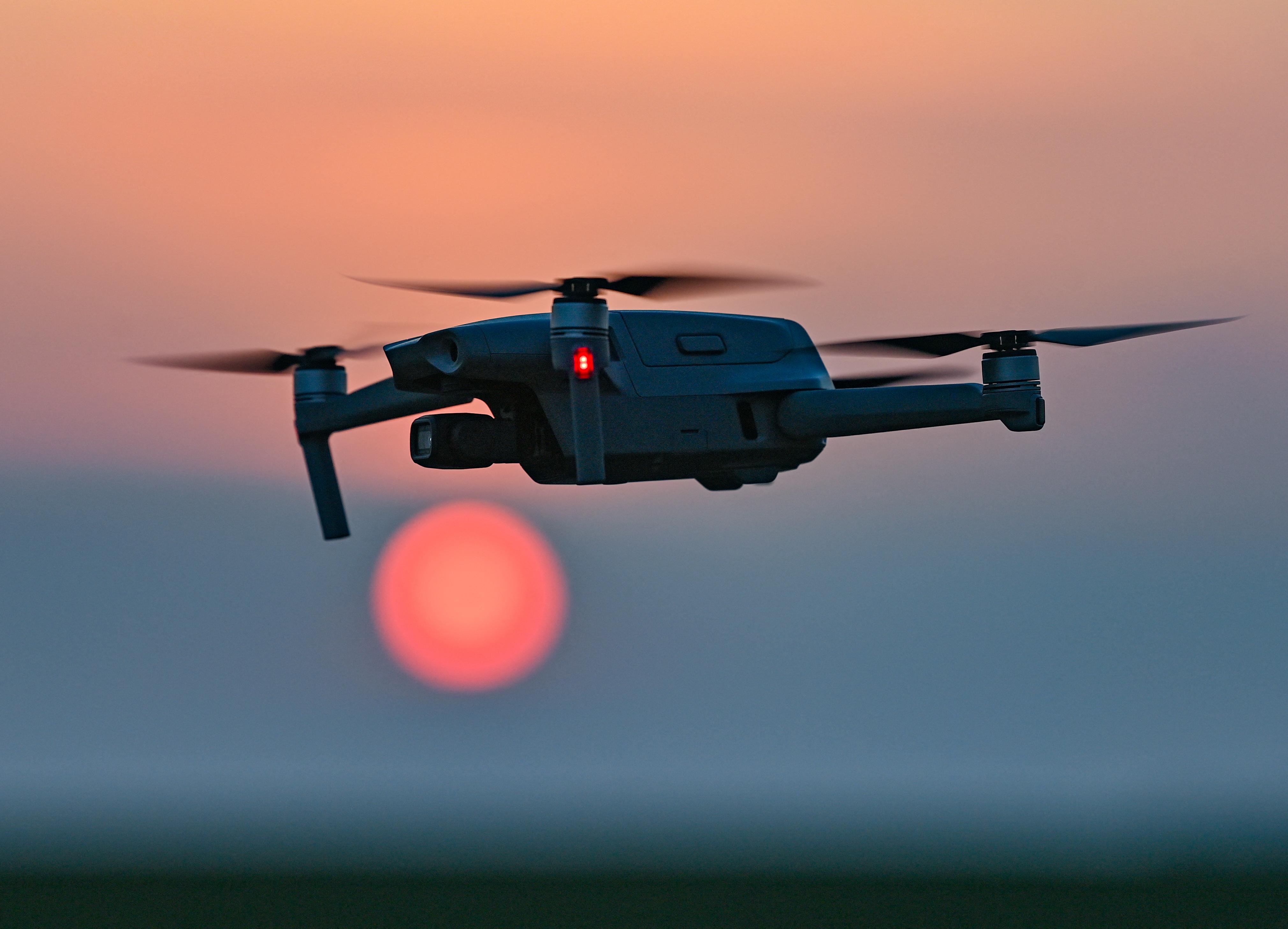 Drónokkal vívják a drogháborút a mexikói kartellek