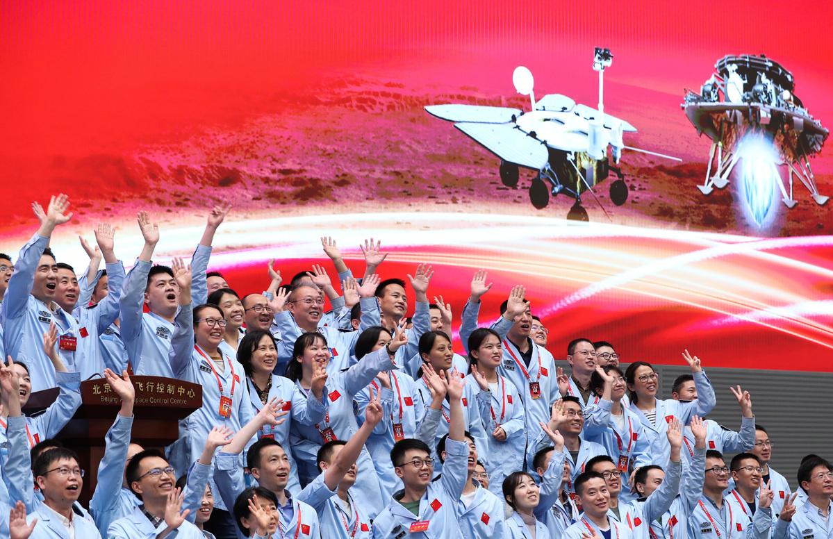 A kínai rover megtörte a marsi átkot