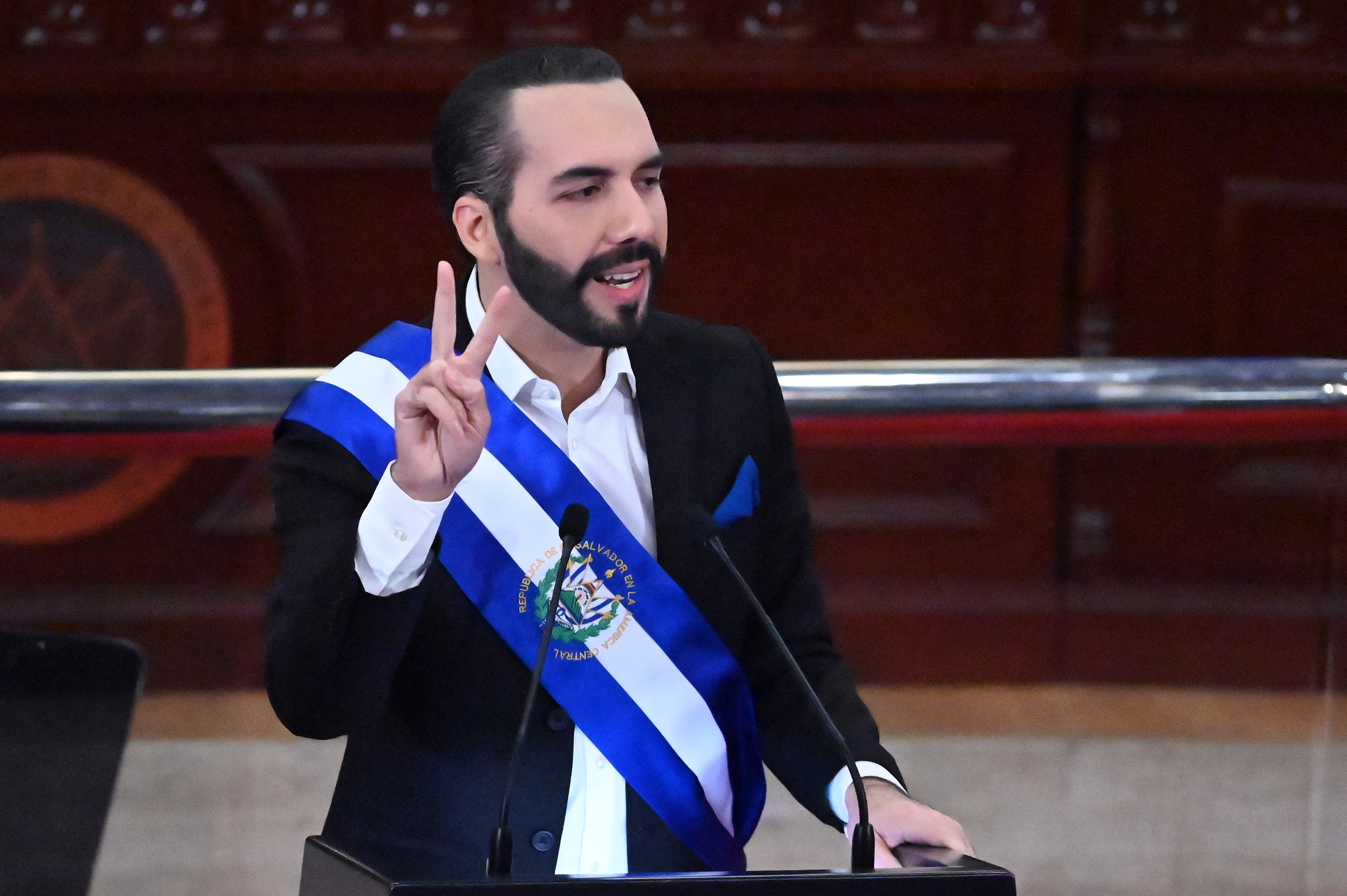 El Salvador elnöke hivatalos fizetőeszközzé tenné a bitcoint