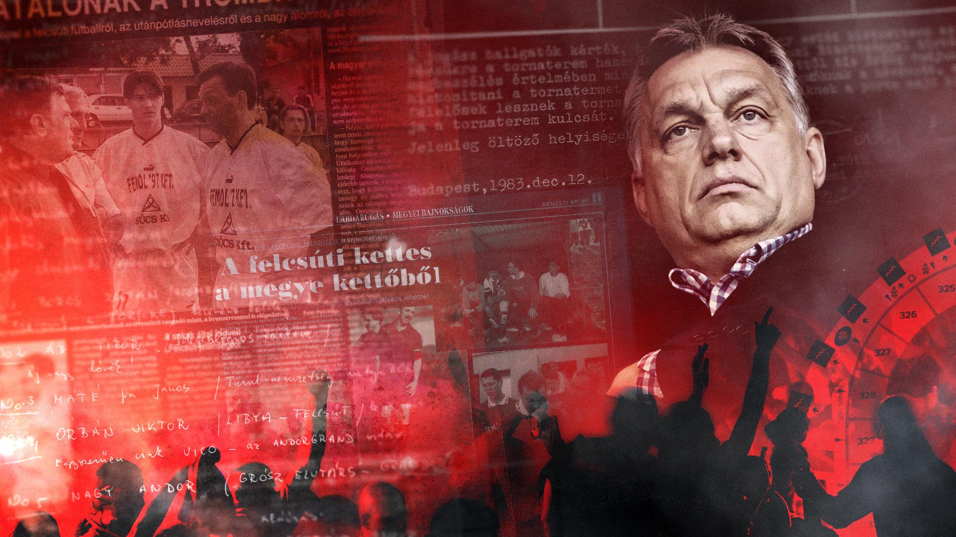 Győzelmi kényszer – a 444 új könyve Orbán focijáról
