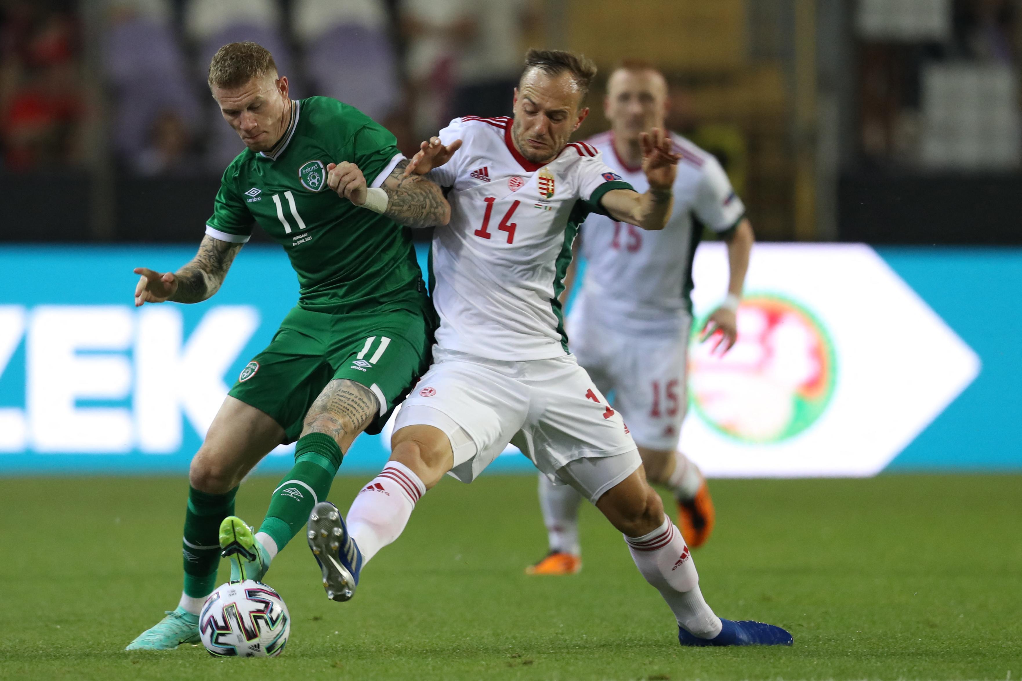 Az írek elleni 0-0 után jöhetnek az éles meccsek