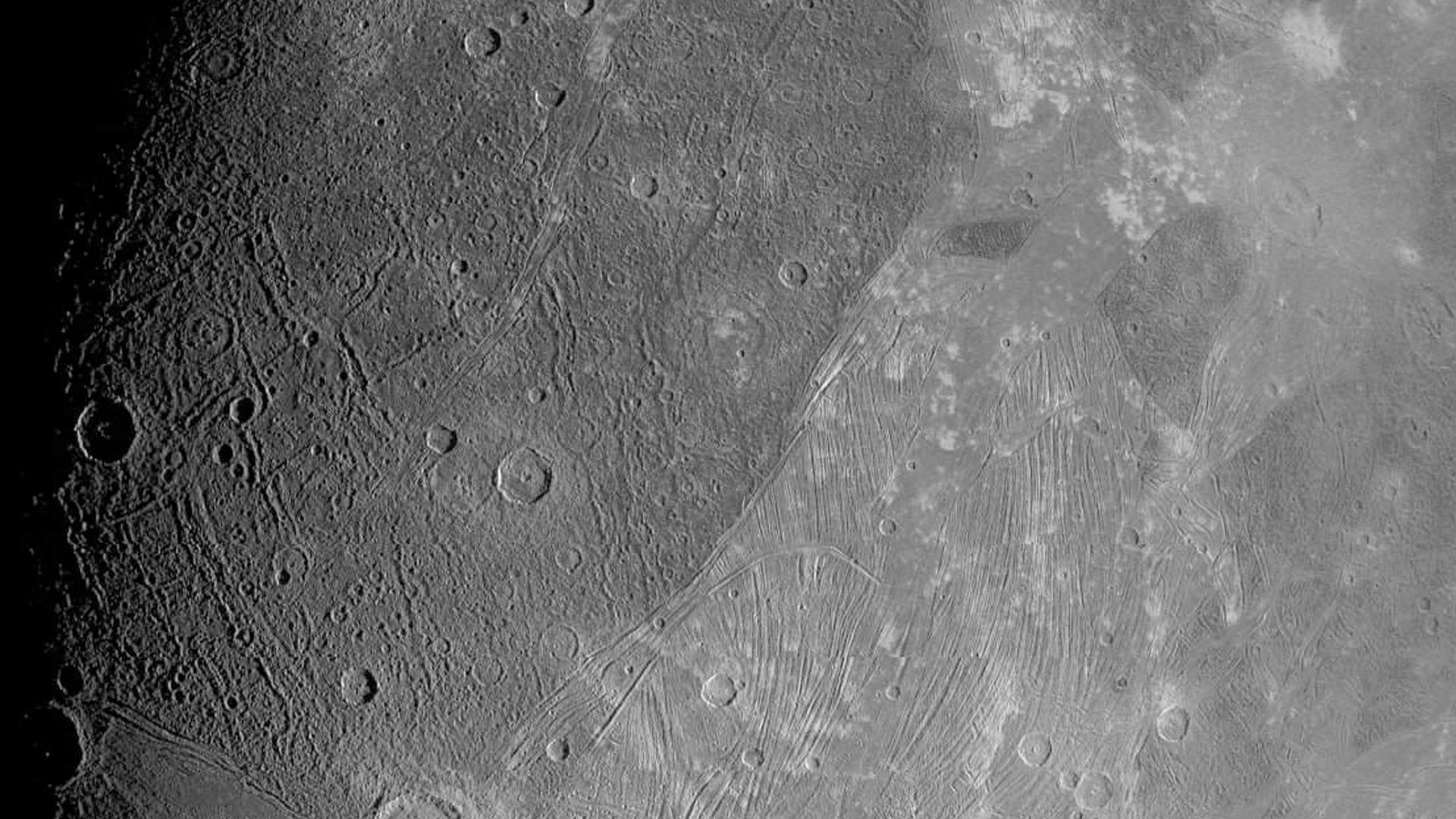 Közeli felvételeket készített a Juno űrszonda a Jupiter legnagyobb holdjáról