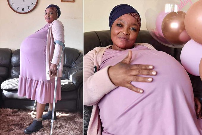 Ha minden igaz, egy dél-afrikai nő tízes ikreket hozott világra