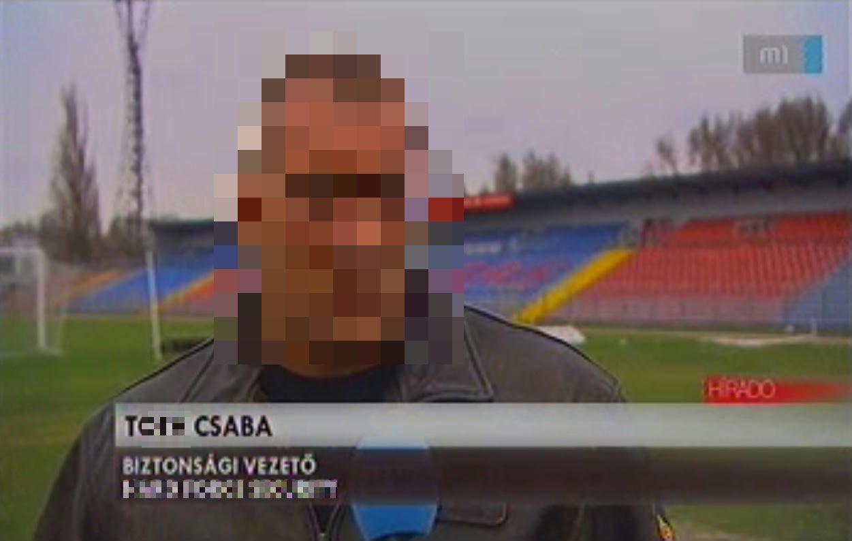 A Blikk szerint a bíróság elrendelte a több hazai stadiont is biztosító Tóth Csaba letartóztatását
