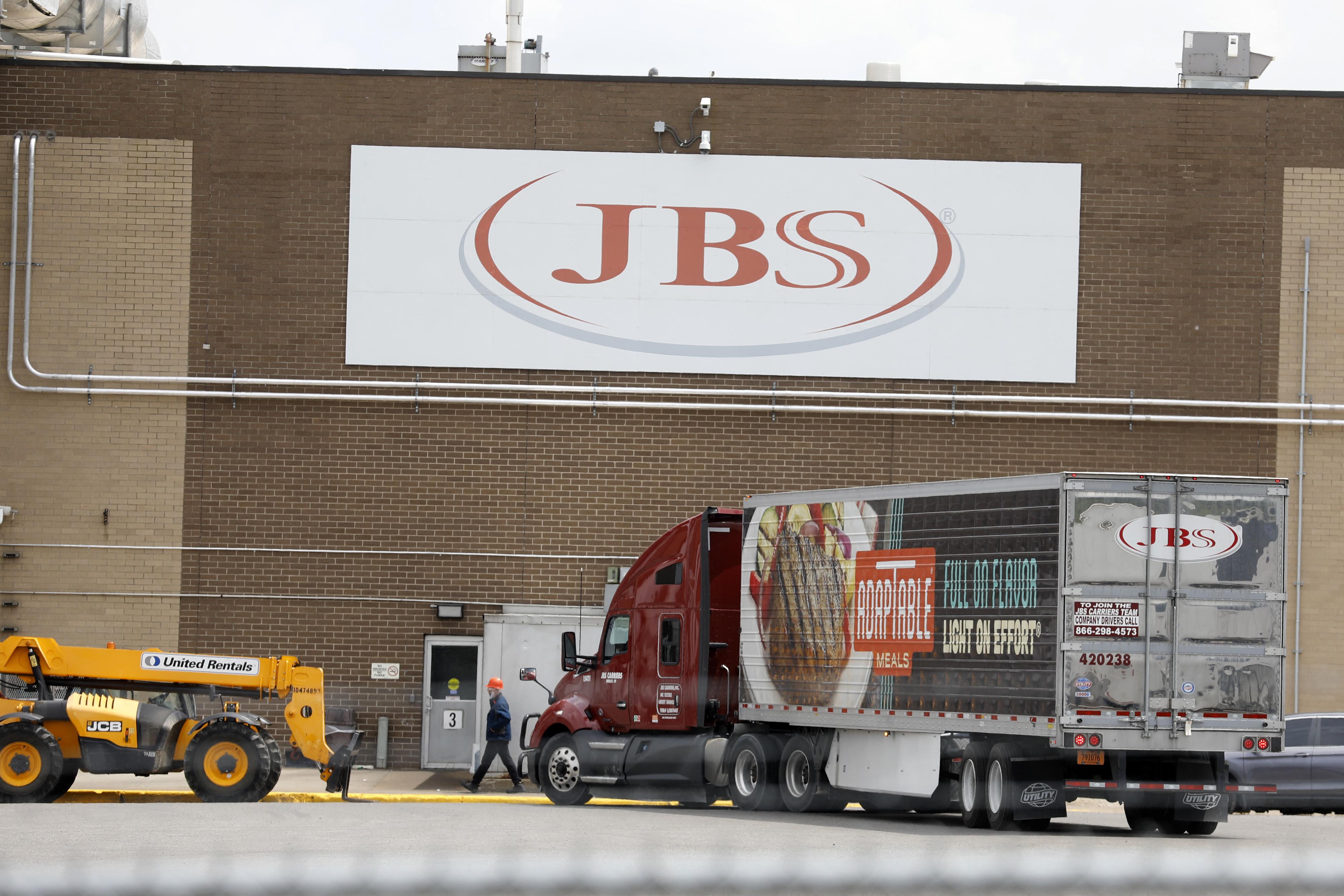 11 millió dolláros váltságdíjat fizetett a JBS húsóriás a hekkereknek