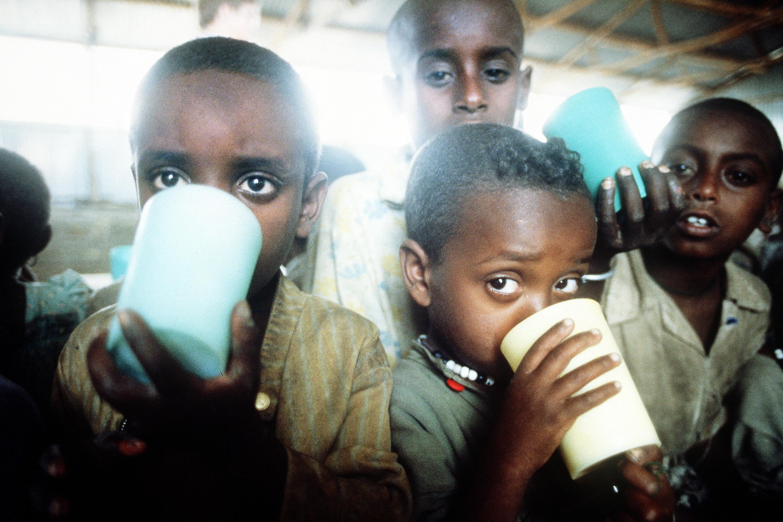 Az UNICEF szerint gyerekek tízezreit fenyegeti éhhalál az etióp Tigré tartományban