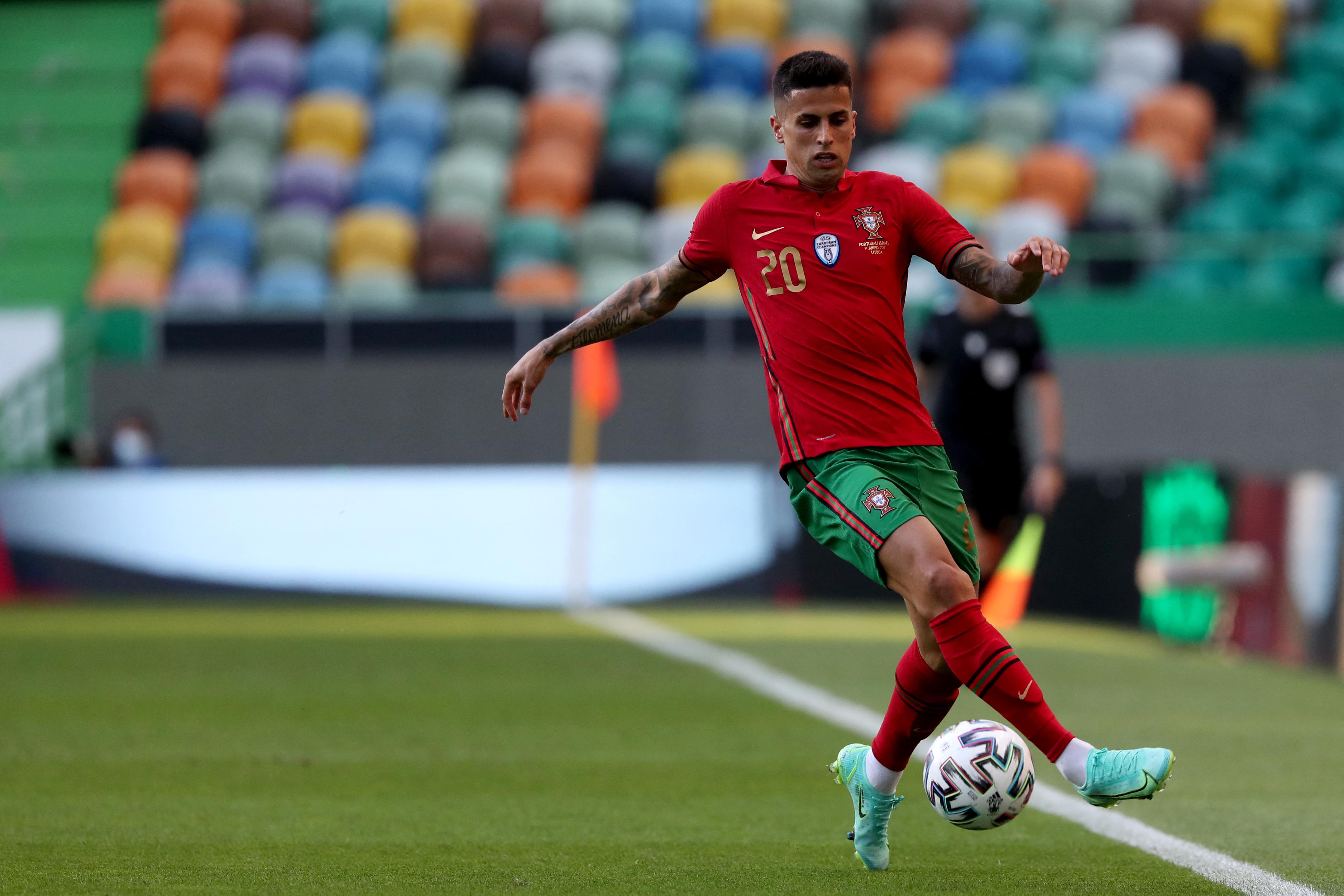 Pozitív lett egy portugál válogatott koronatesztje