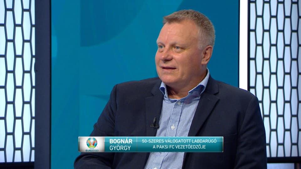 Bognár György már nem fog több meccset elemezni az Európa-bajnokságon a köztévében