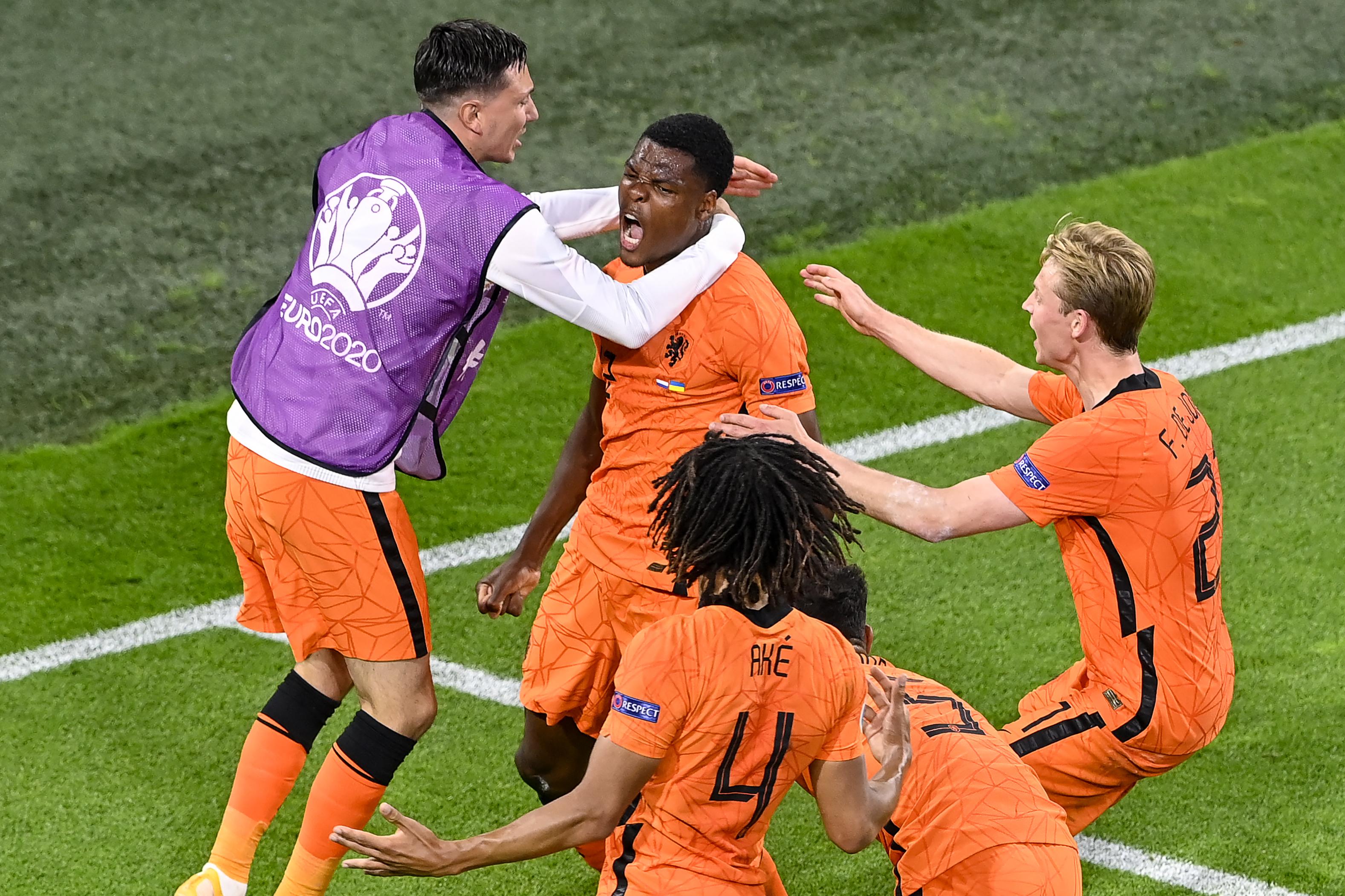 Varázslatos meccsen győzött Hollandia Ukrajna ellen