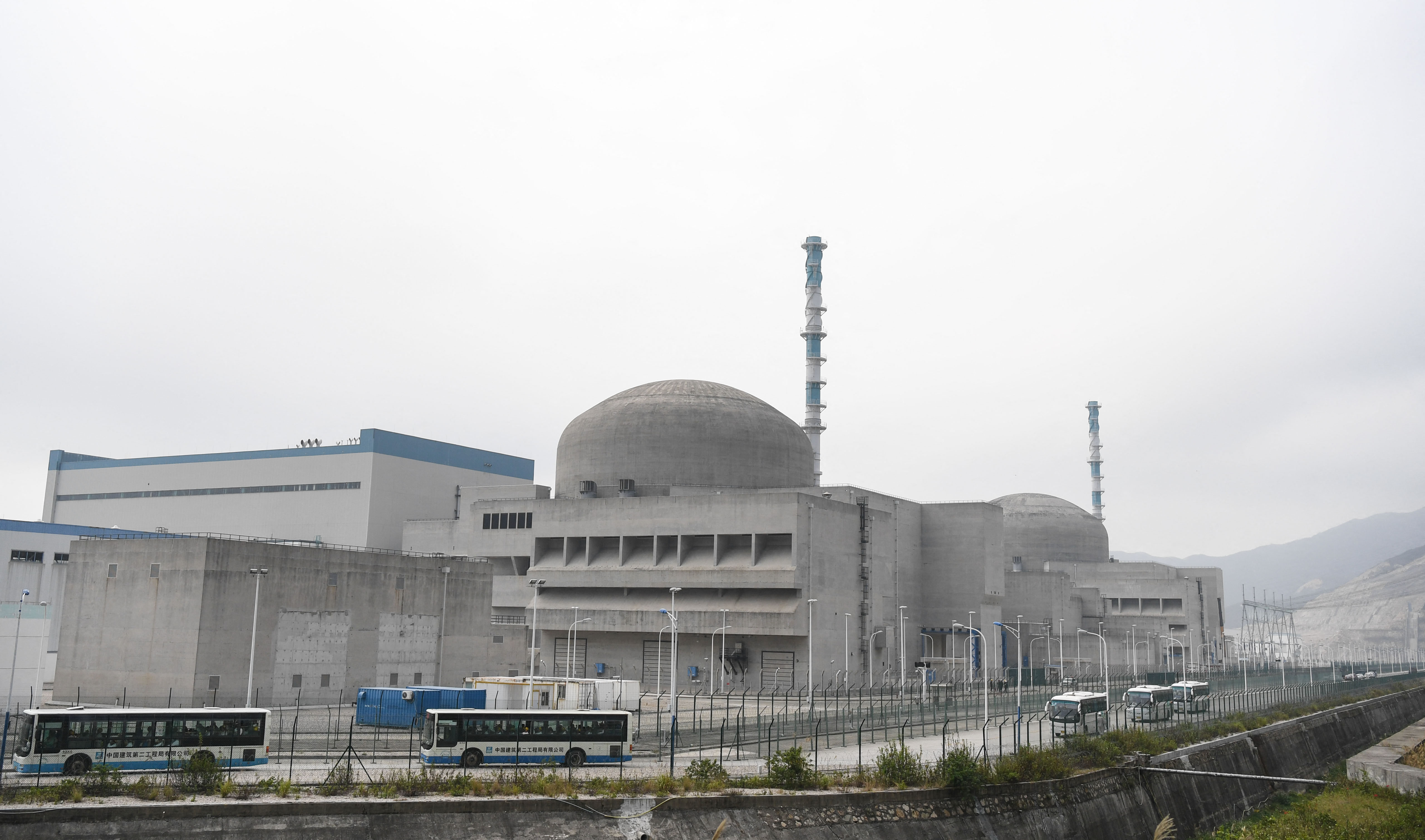 Kína elismerte, hogy meghibásodott a Tajsan atomerőmű