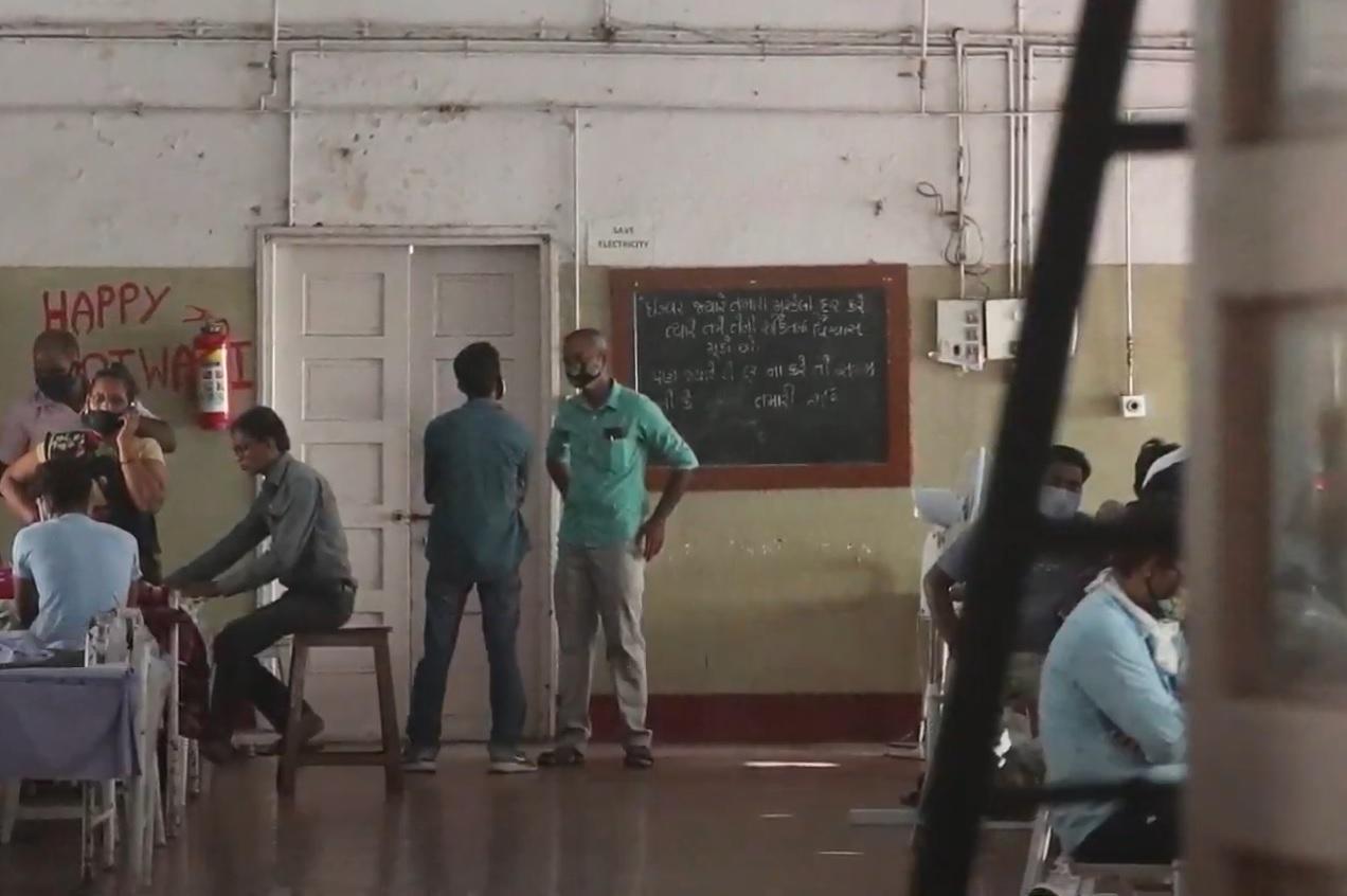 Indiában a Covid-19-cel fertőzött betegek körében kitört a feketegomba-járvány