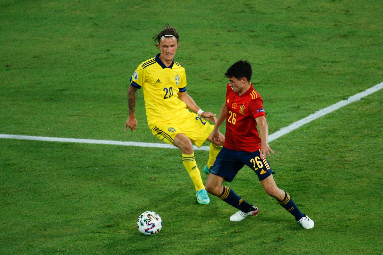 A meglepően jól játszó spanyolok csak 0-0-át játszottak a svédekkel