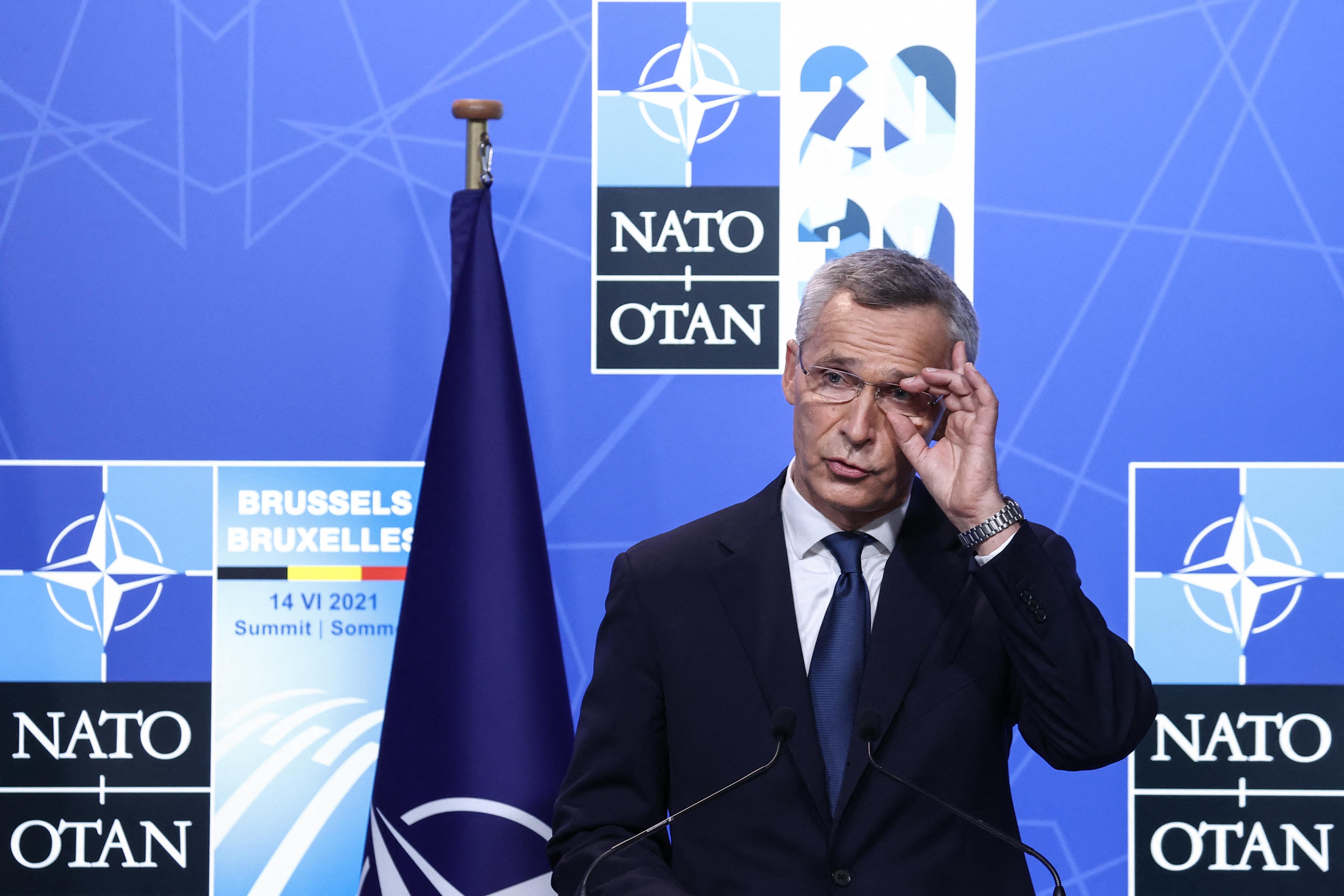 Soha nem volt ilyen kemény a NATO Kínával