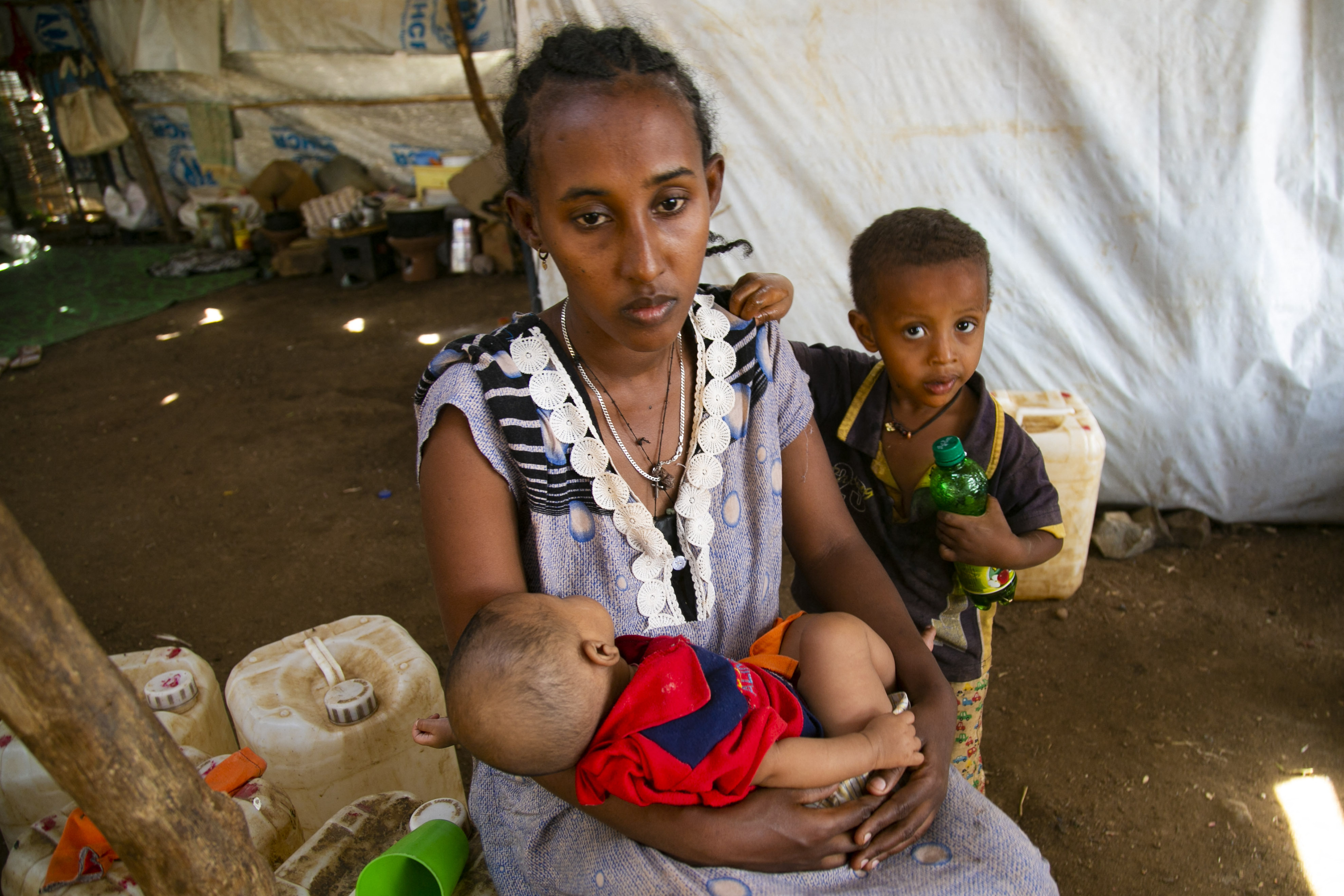 Ha nem történik csoda, Etiópiában éhen hal több százezer gyerek