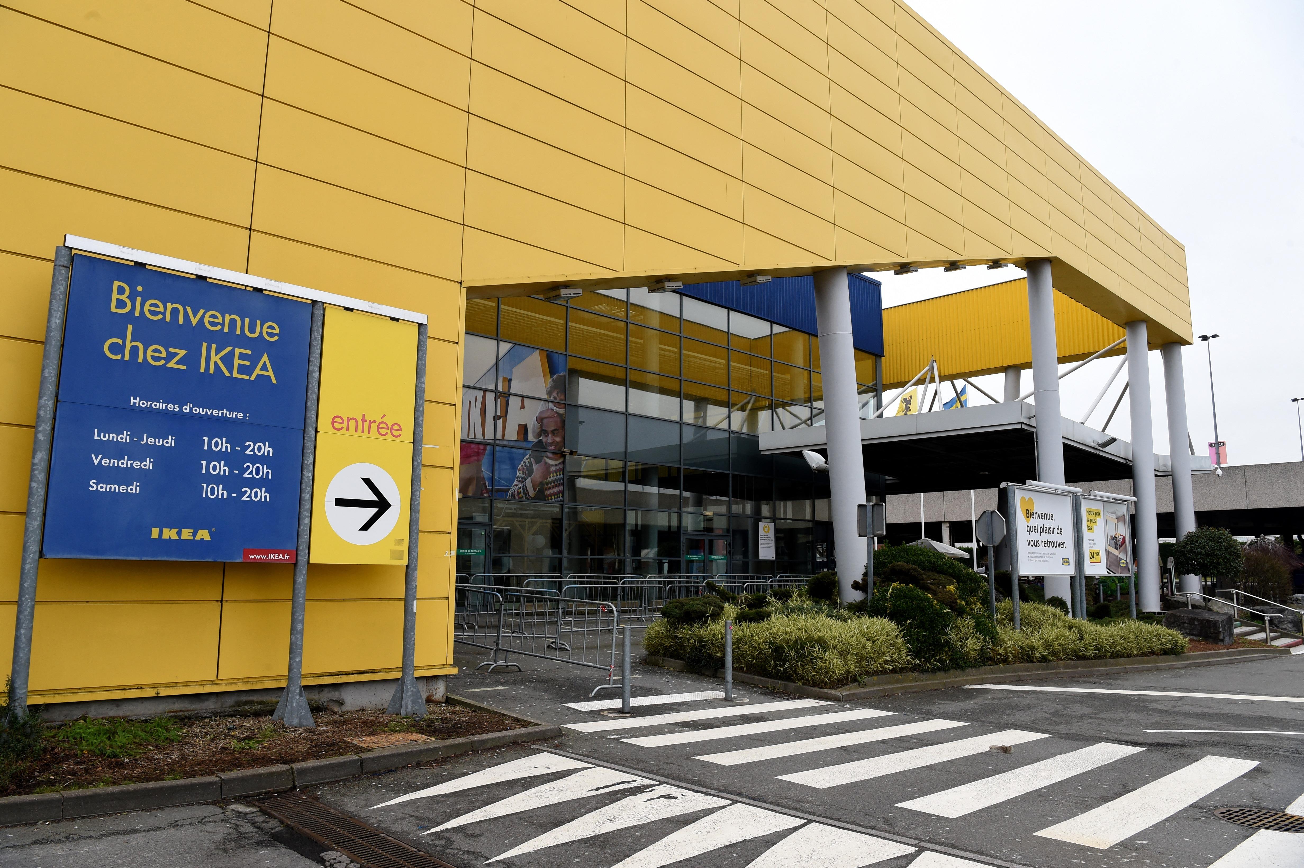 Egymillió euróra büntette a francia bíróság az Ikeát, mert kémkedett a dolgozói után