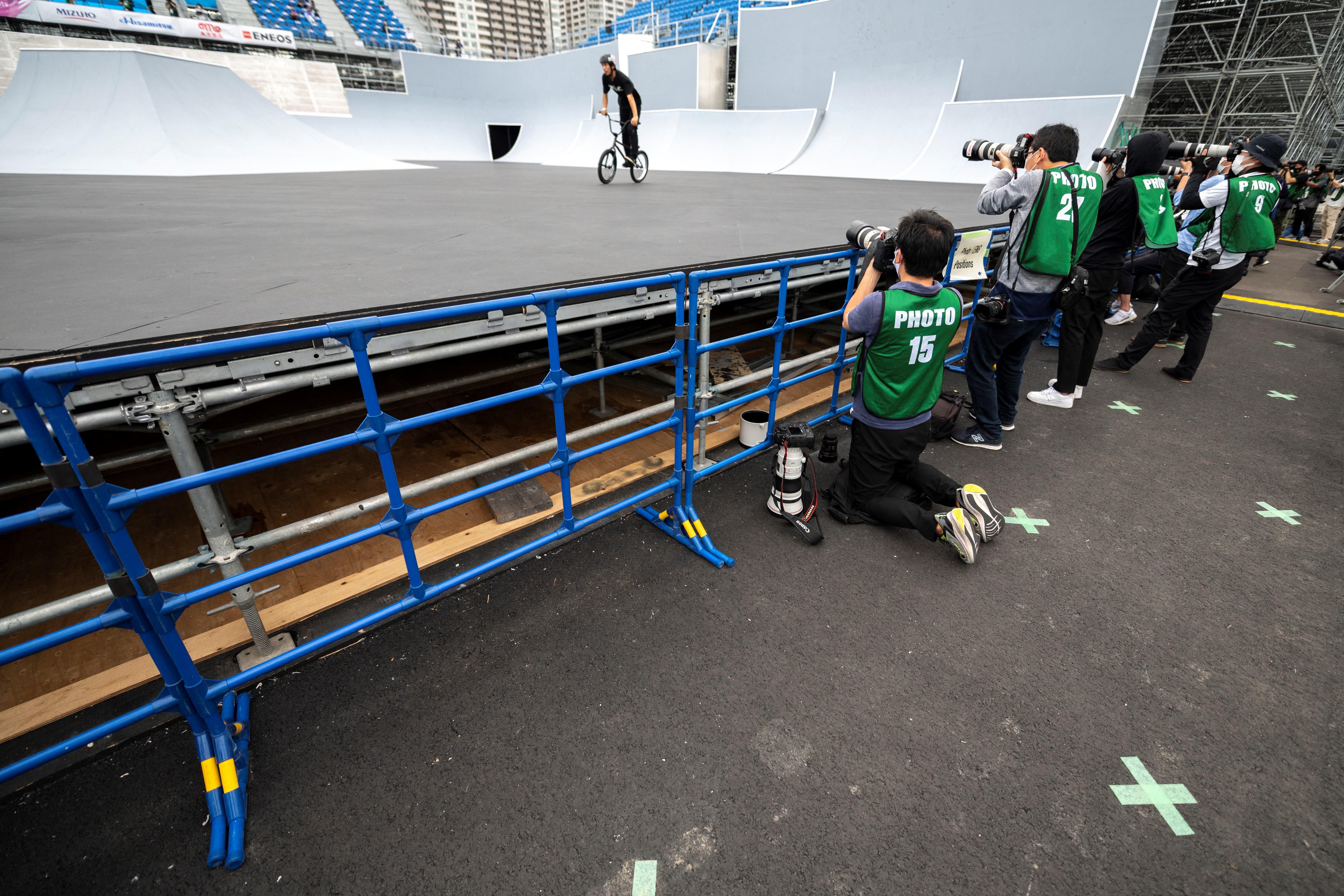 Az olimpiáról közvetítő sajtósok körülbelül 80 százaléka be lesz oltva