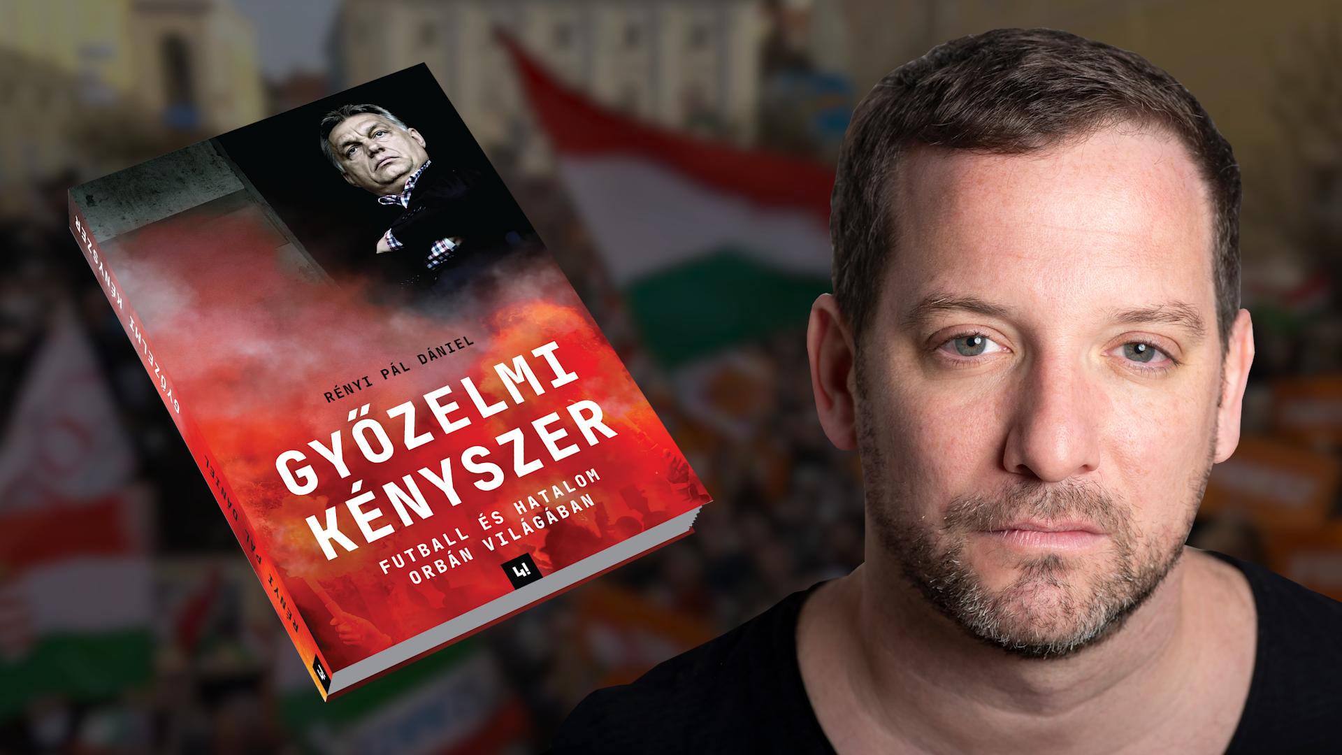 Orbán számára a futball nem játék - megjelent a 444 új könyve