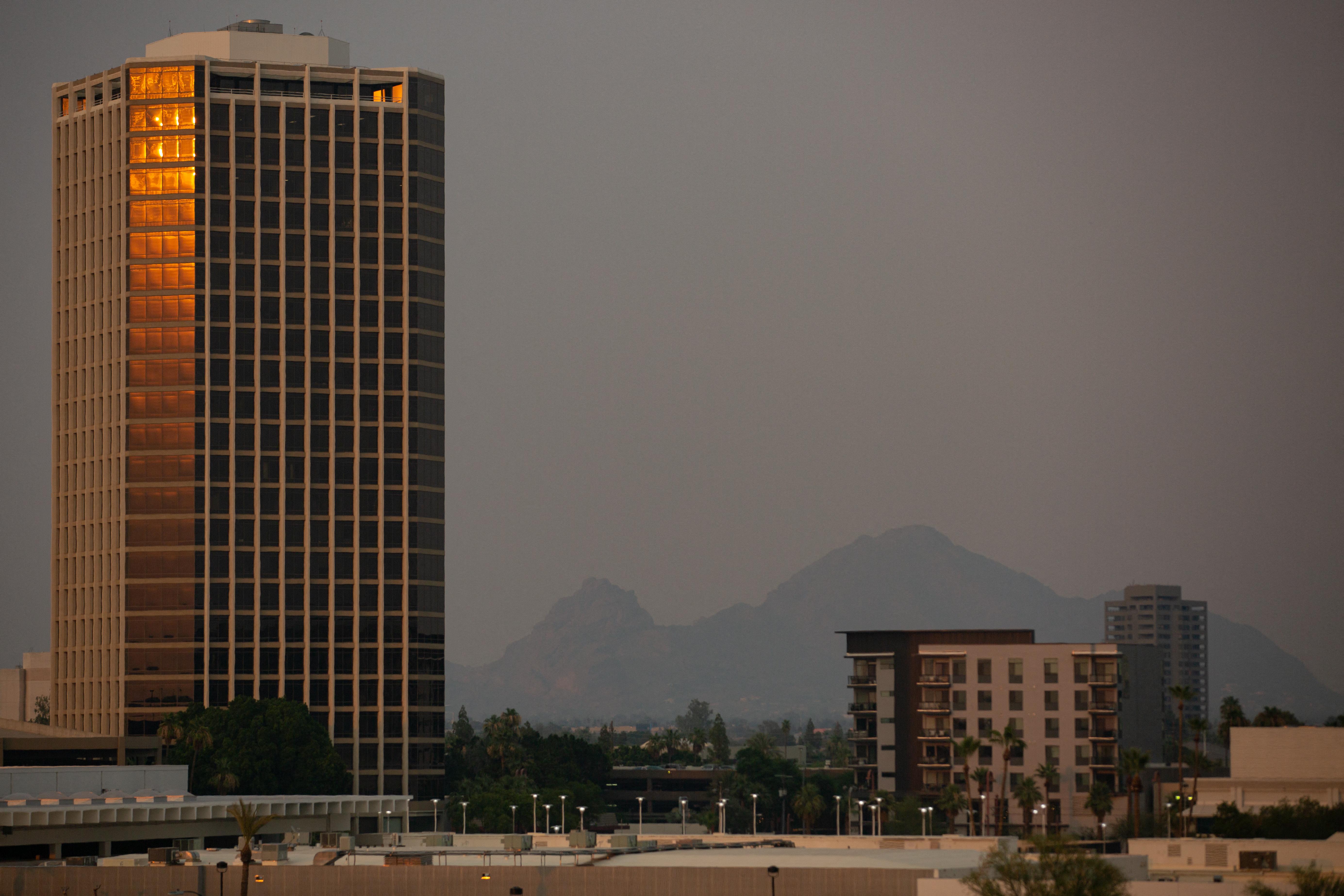 Amerikában rekordokat döntögető hőség van, Phoenixben 47 fokot mértek