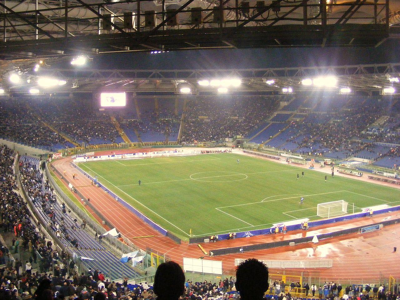 Bombát hatástalanítottak Rómában az Olimpiai Stadion közelében nem sokkal az esti meccs előtt