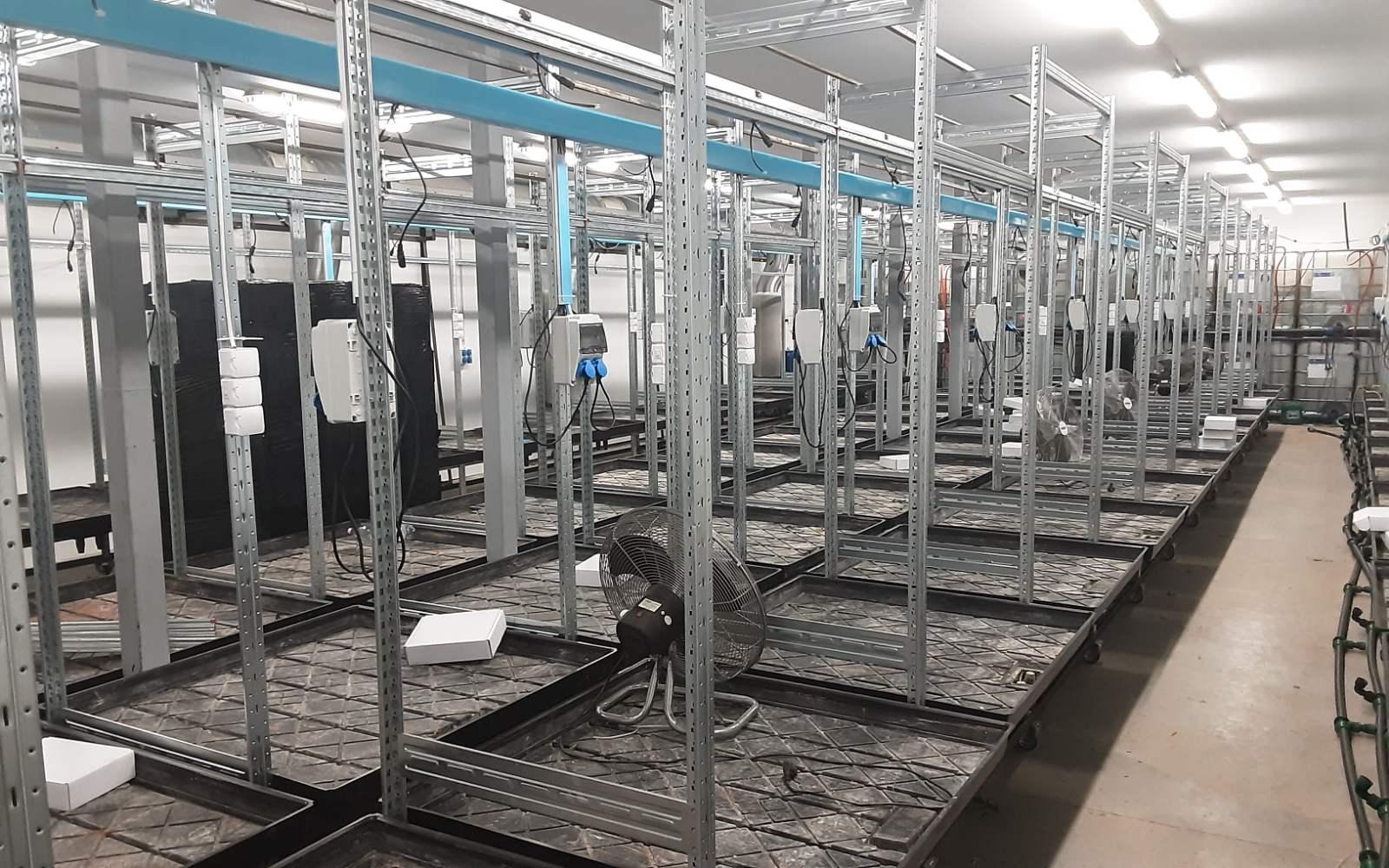 Kétszintes, high-tech droglabort lepleztek le Kecskeméten