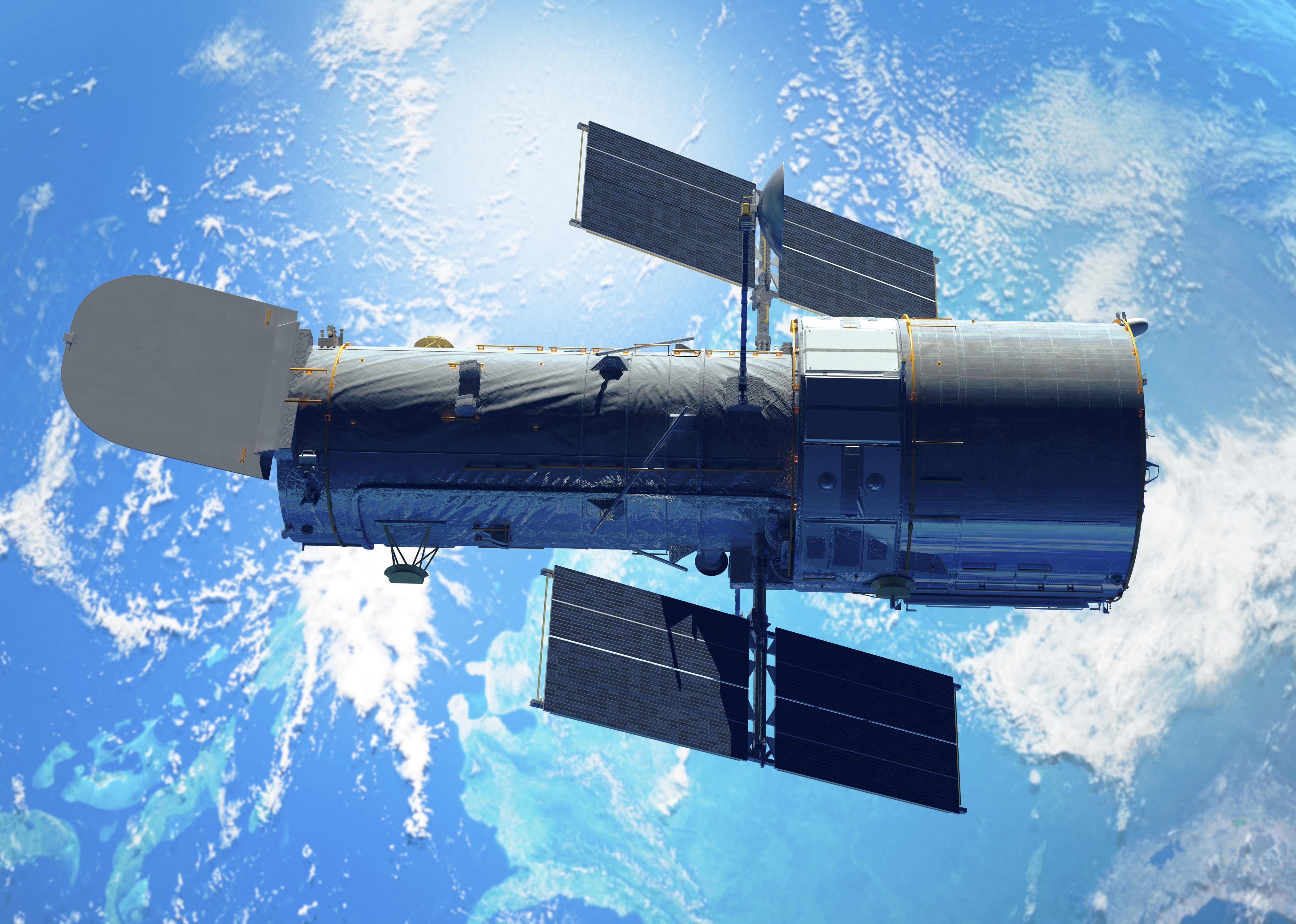 Számítógépes hiba miatt nem működik a Hubble űrteleszkóp, leállt minden csillagászati megfigyelés