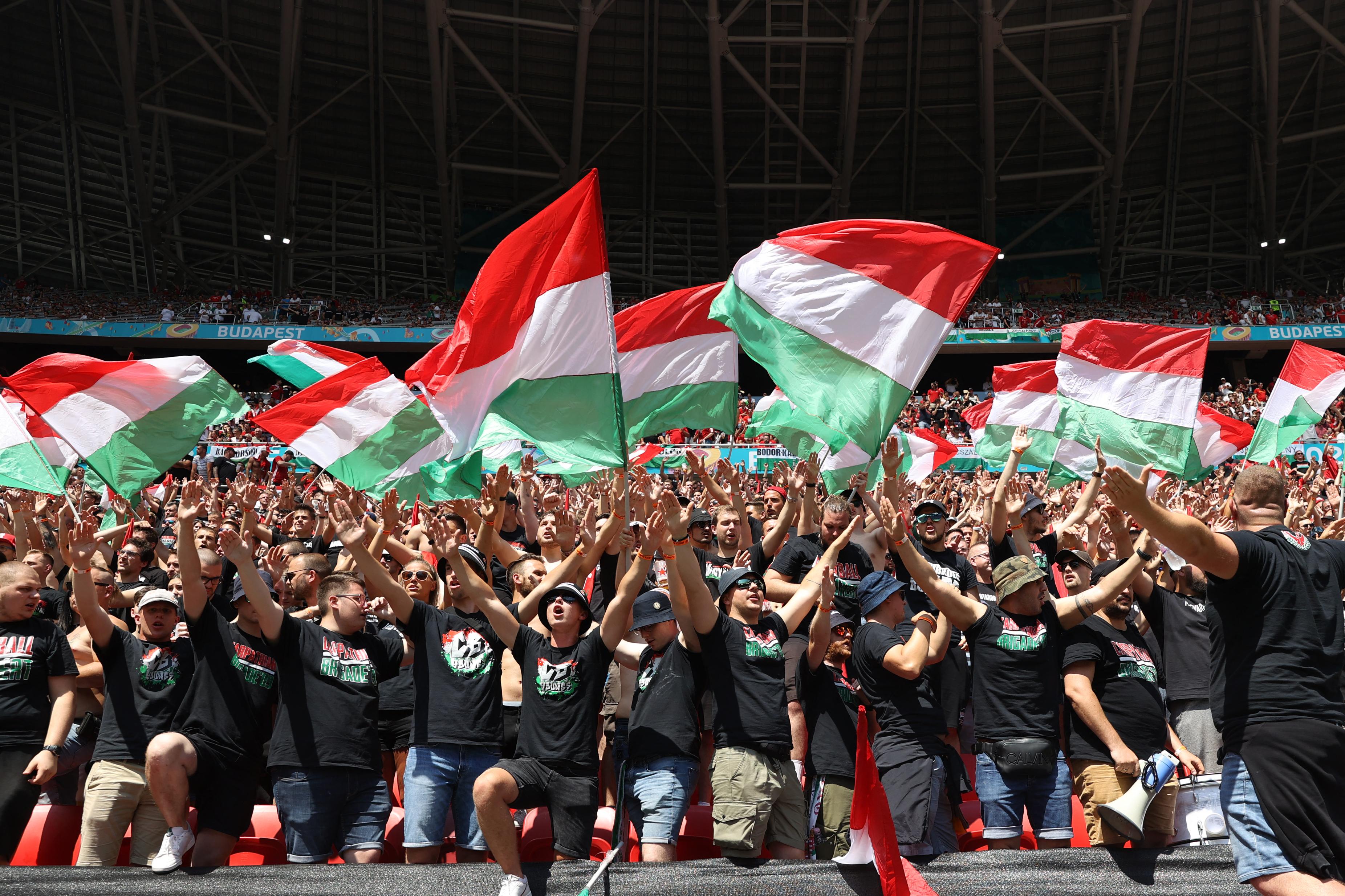 Tételesen felsorolta az MLSZ, milyen szurkolói bekiabálások miatt kapott büntetést a magyar válogatott
