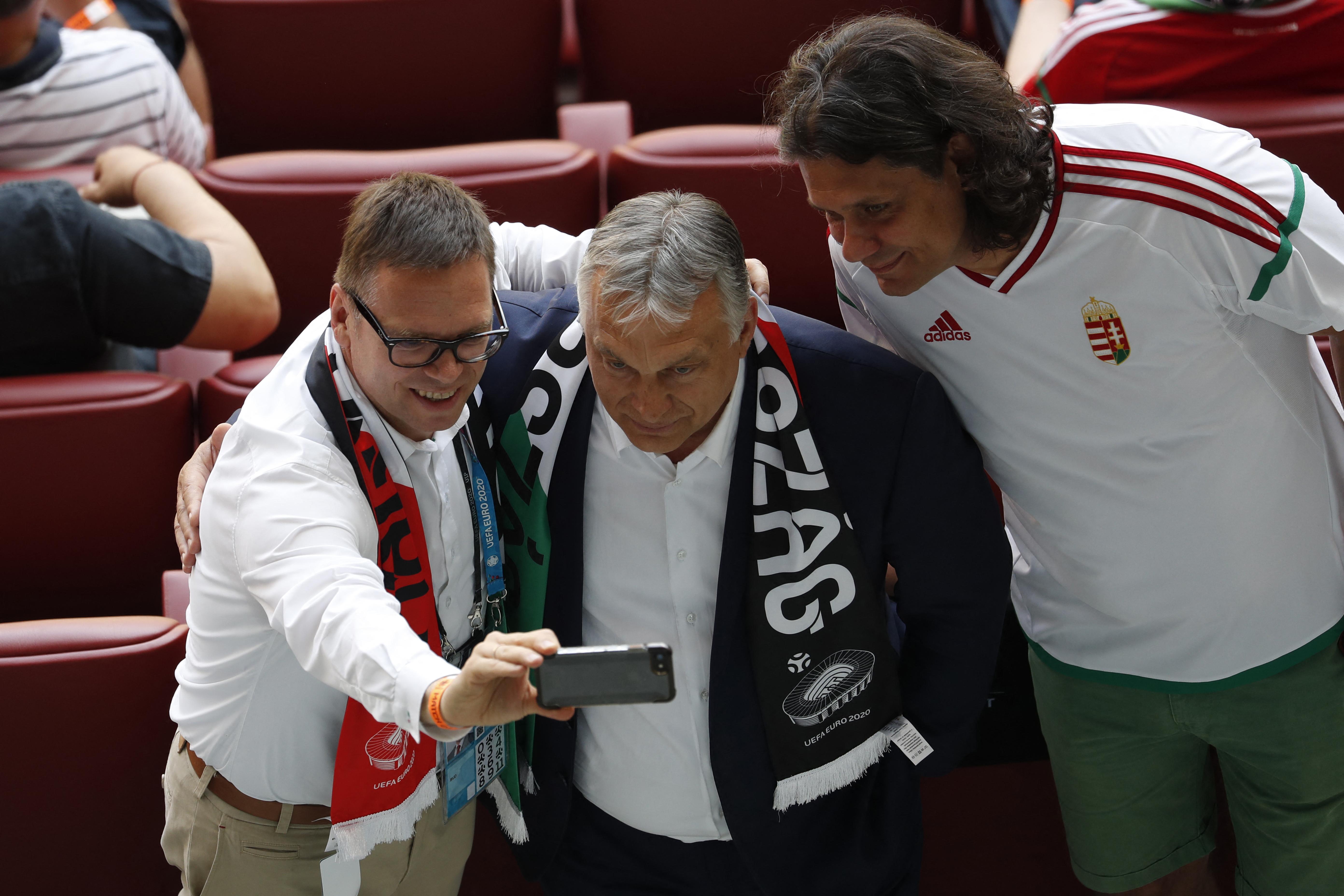 Egy kis politikai haszonért Orbán Viktor tönkretette a magyar foci legnagyobb napját