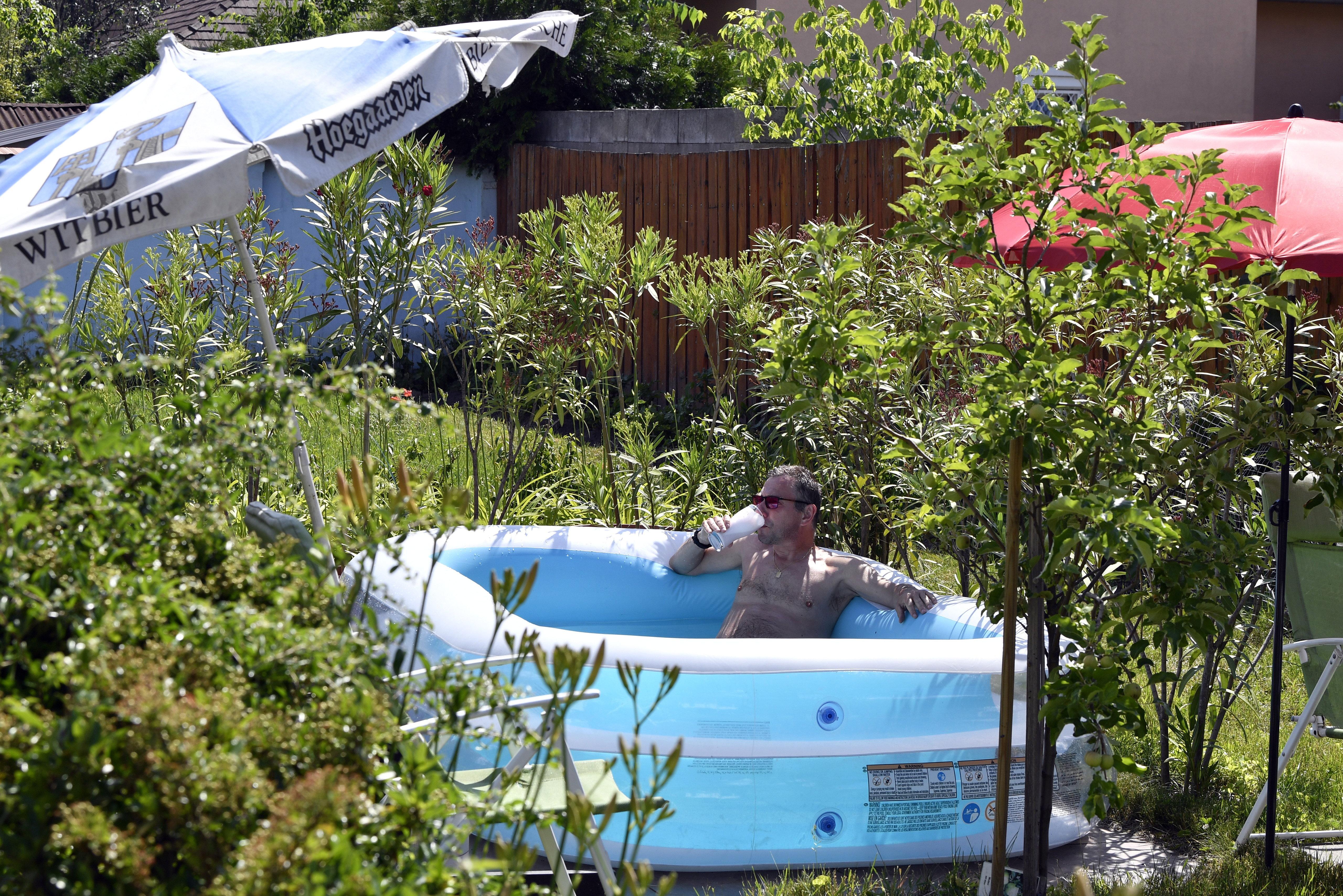 A hőségben vízhiány van 9 Budapest-környéki településen