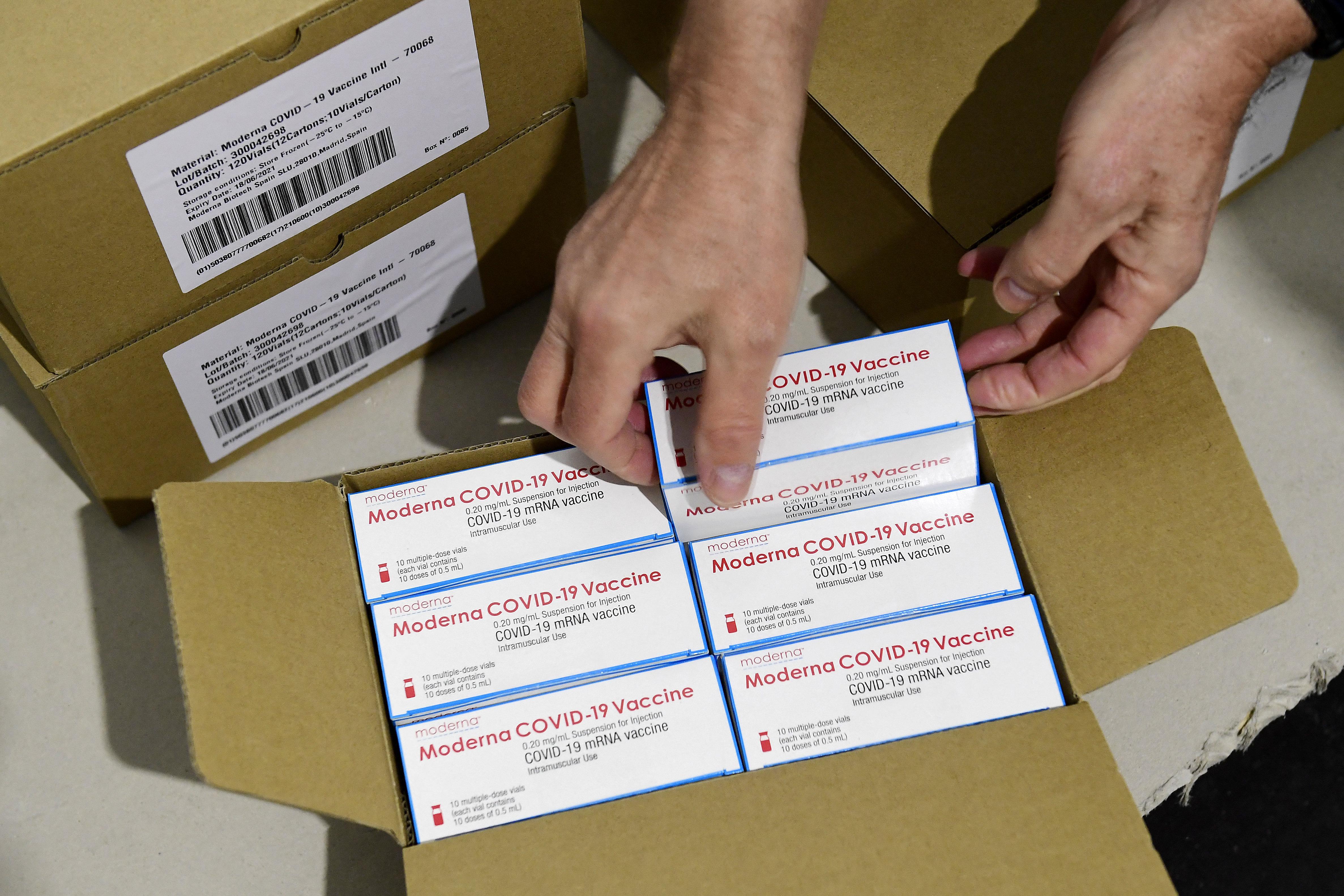 Az Egyesült Államok 2,5 millió adag vakcinát küld Tajvannak, de Kína ennek nem fog örülni
