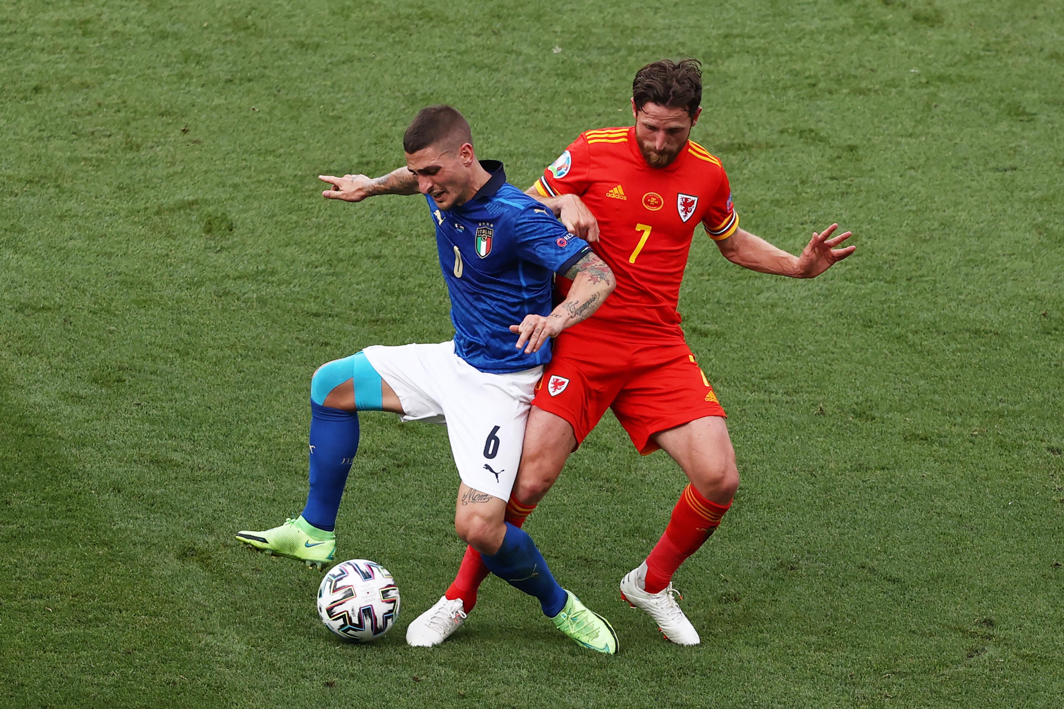 Wales csalta a focit, de mázlival még a vereség ellenére is maradt csoportmásodik