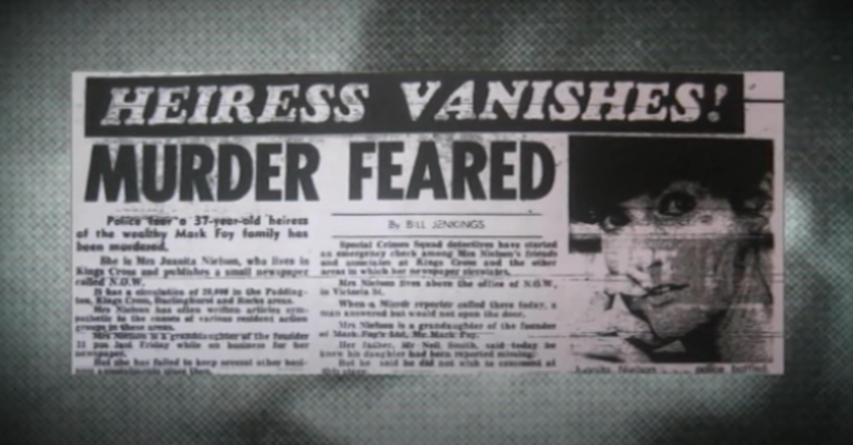 Egymillió dolláros nyomravezetői díjat tűztek ki egy 46 évvel ezelőtti gyilkossági ügyben