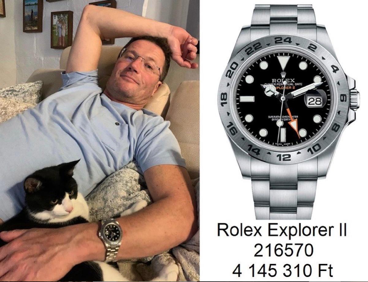 Kinek van drágább órája, Csányi Sándornak vagy Soros Györgynek?