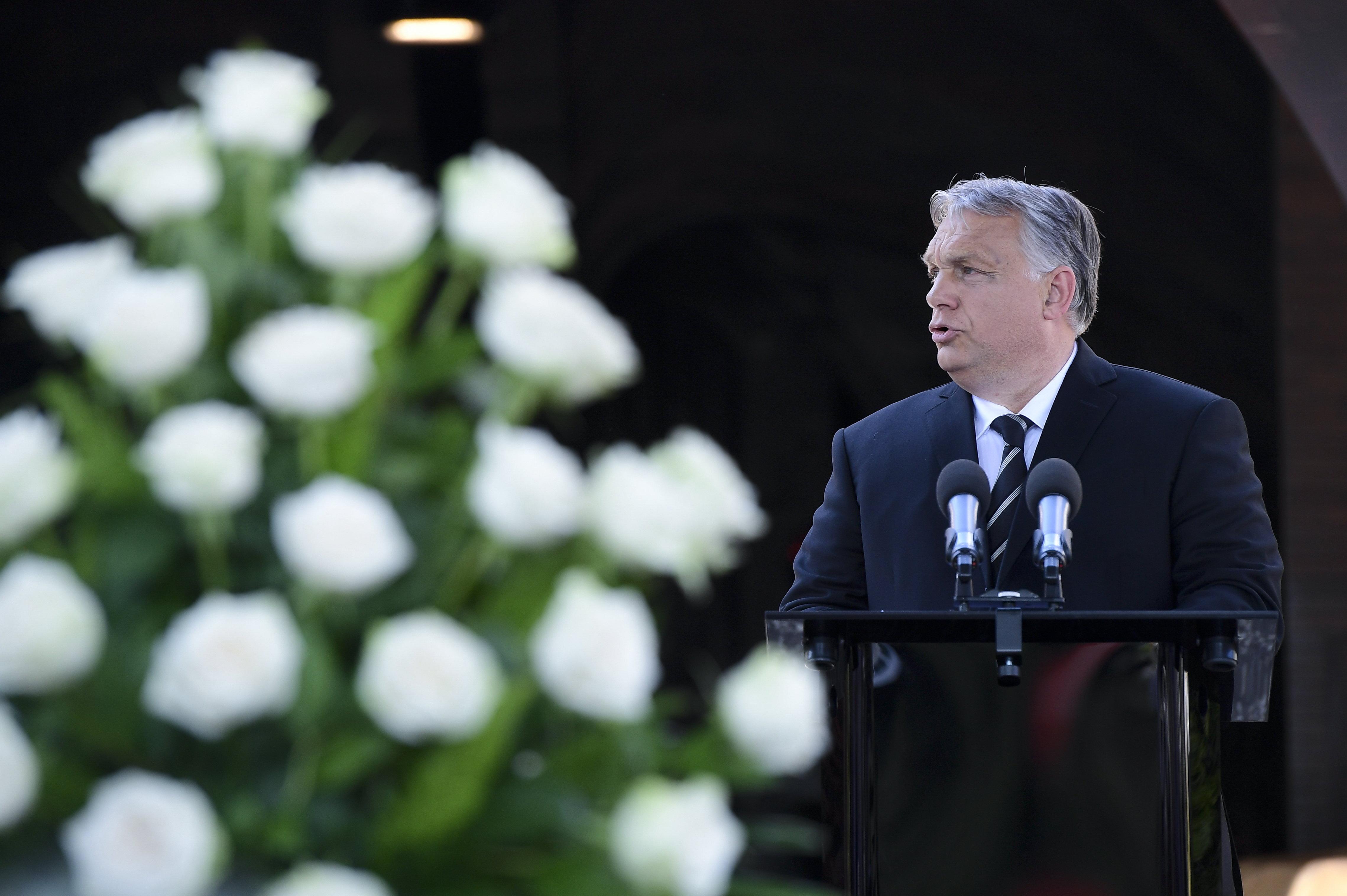 Orbán: Ha sikerül visszaadni mindent, amit kaptál, jó halálod lesz